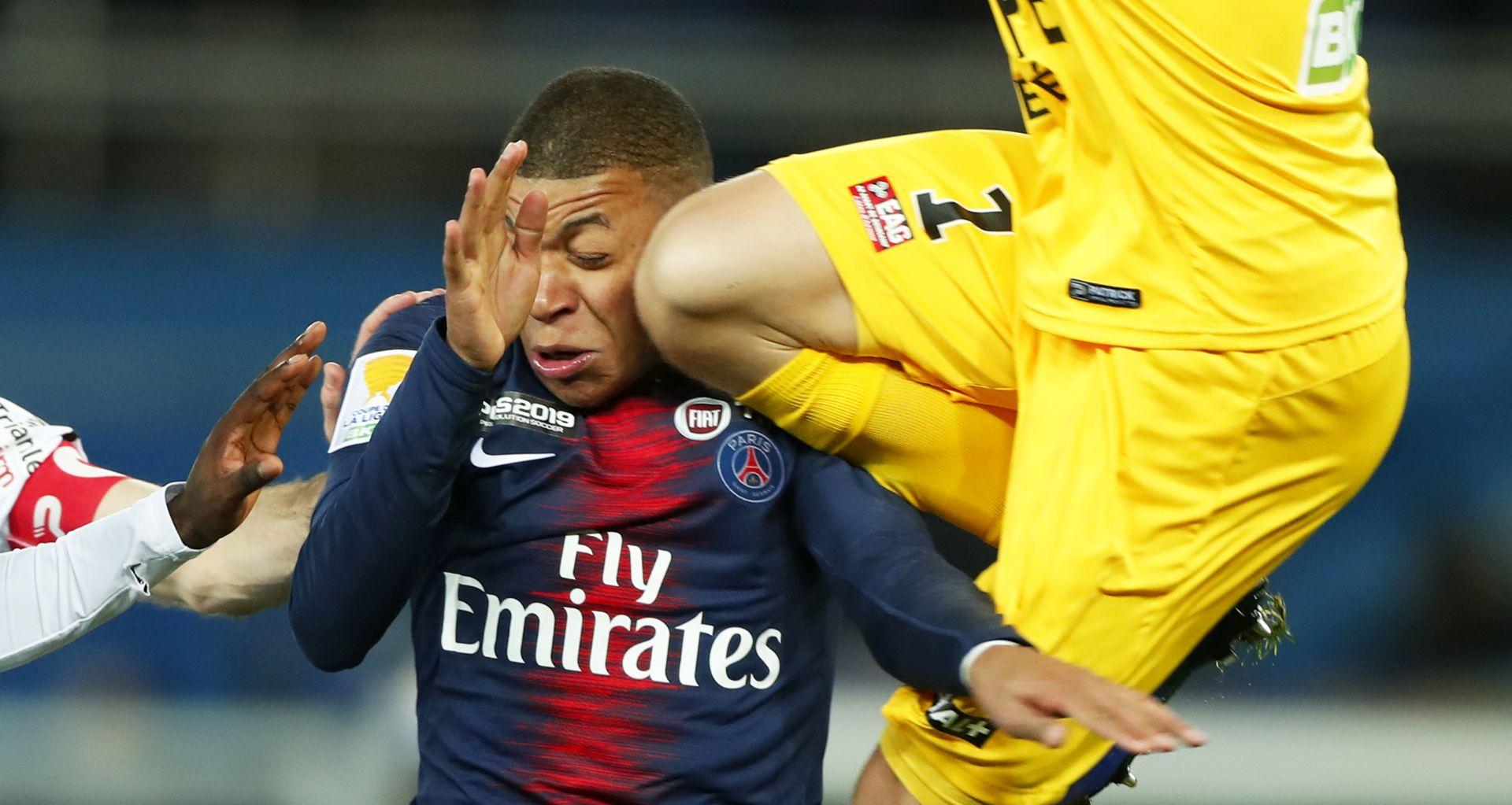 Guingamp izbacio PSG iz Liga kupa, Monaco prošao na penale