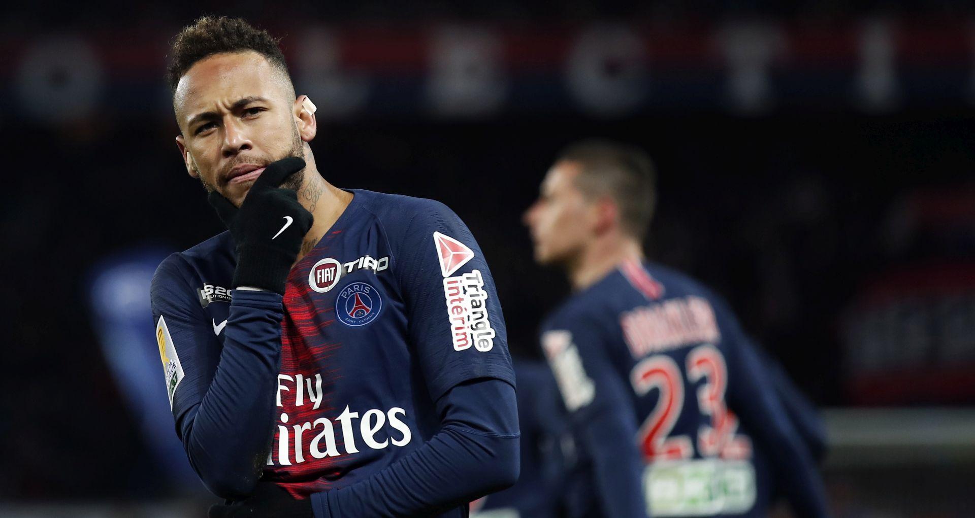Neymar van terena deset tjedana