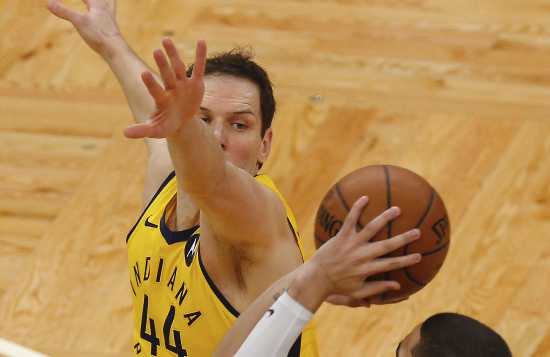 NBA Indiana bez izgleda protiv Golden Statea