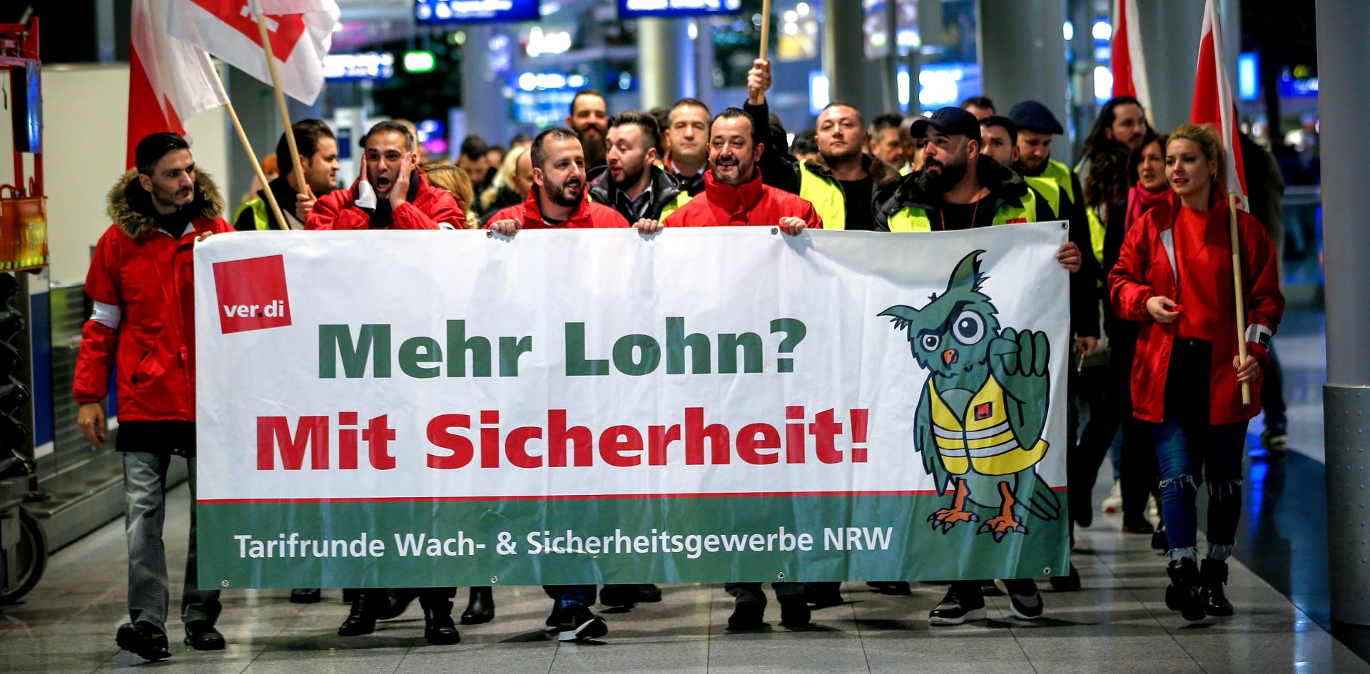 U Njemačkoj otkazane stotine letova zbog štrajka sigurnosnog osoblja