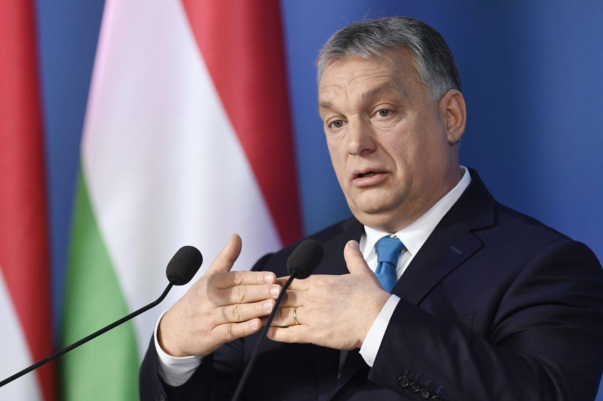 Orban odustao od saveza s talijanskim i poljskim euroskepticima