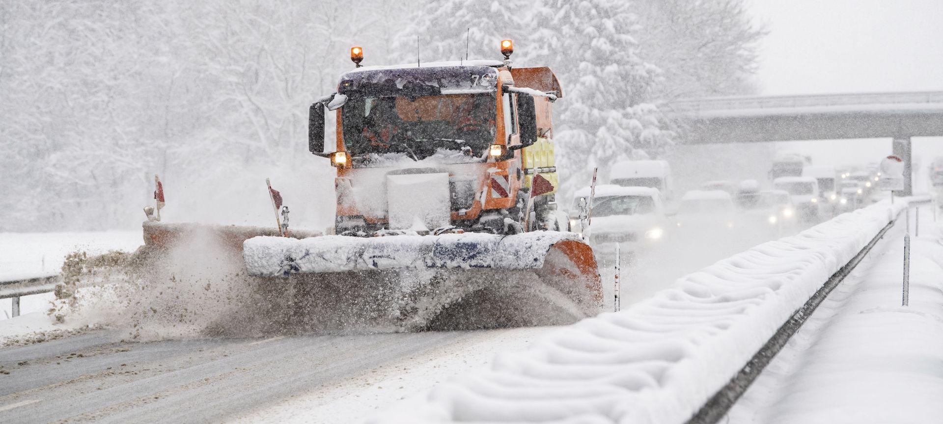 Za vikend se očekuje novi snijeg u zametenoj Europi