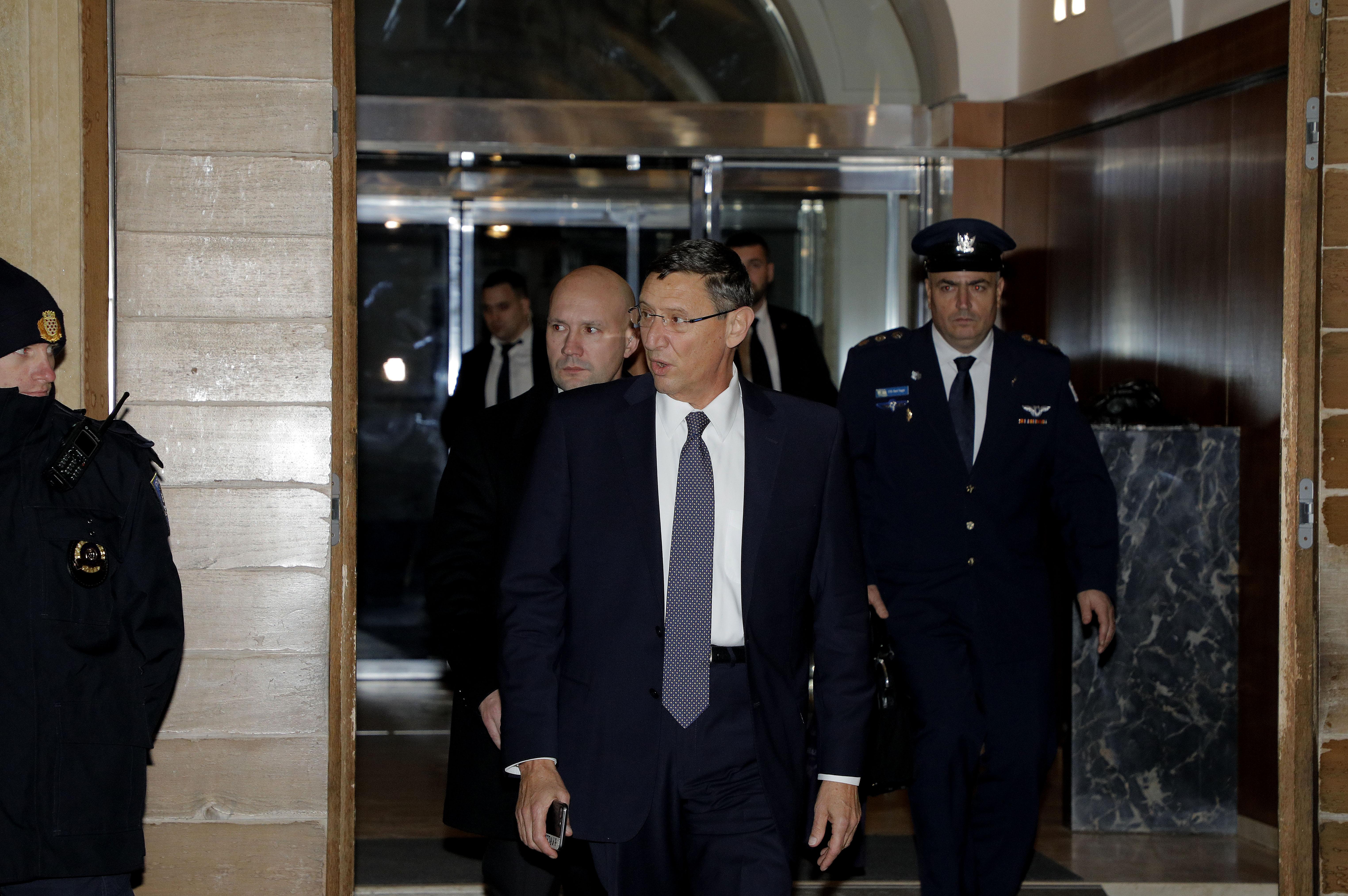 Hrvatska vlada poništava odluku o nabavi F-16 Barak