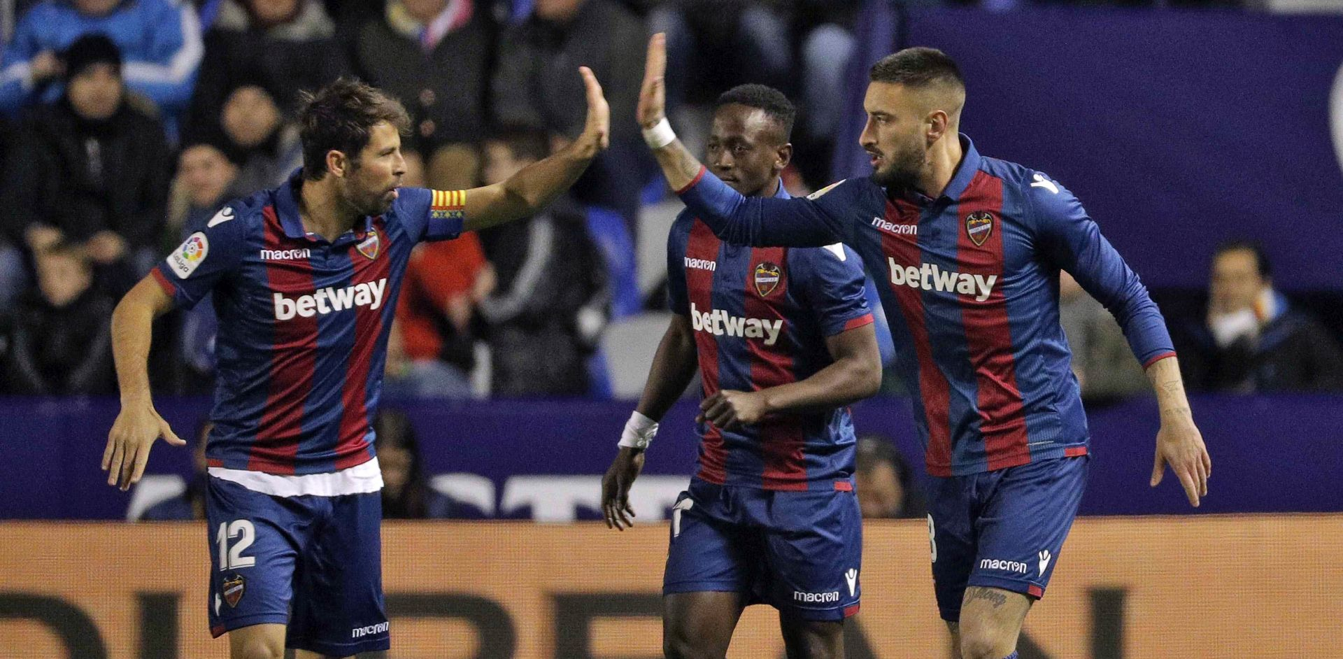 KUP KRALJA Barcelona poražena od Levantea u prvoj utakmici osmine finala