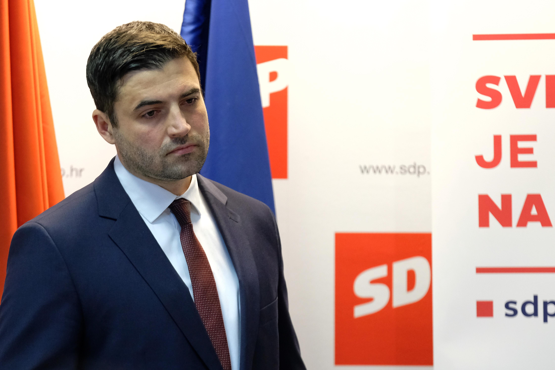 BERNARDIĆ 'Zabrinjava me predsjedničino relativiziranje i banaliziranje slučaja Tolušić'