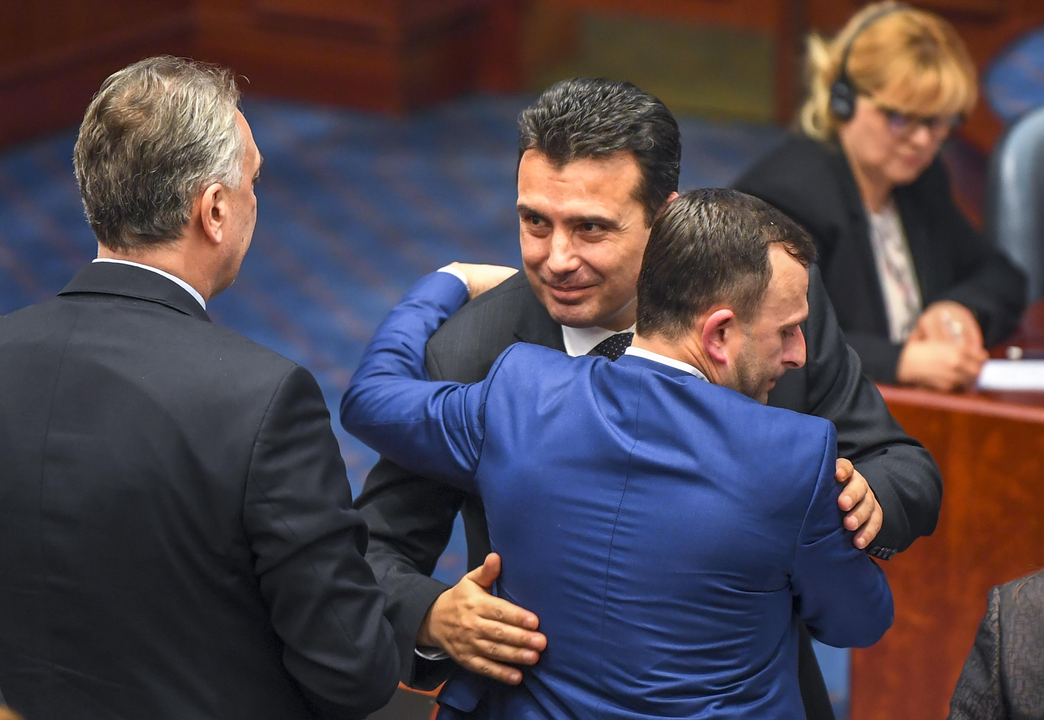 Zaev pozvao Grke da ratificiraju sporazum o novom imenu makedonske države