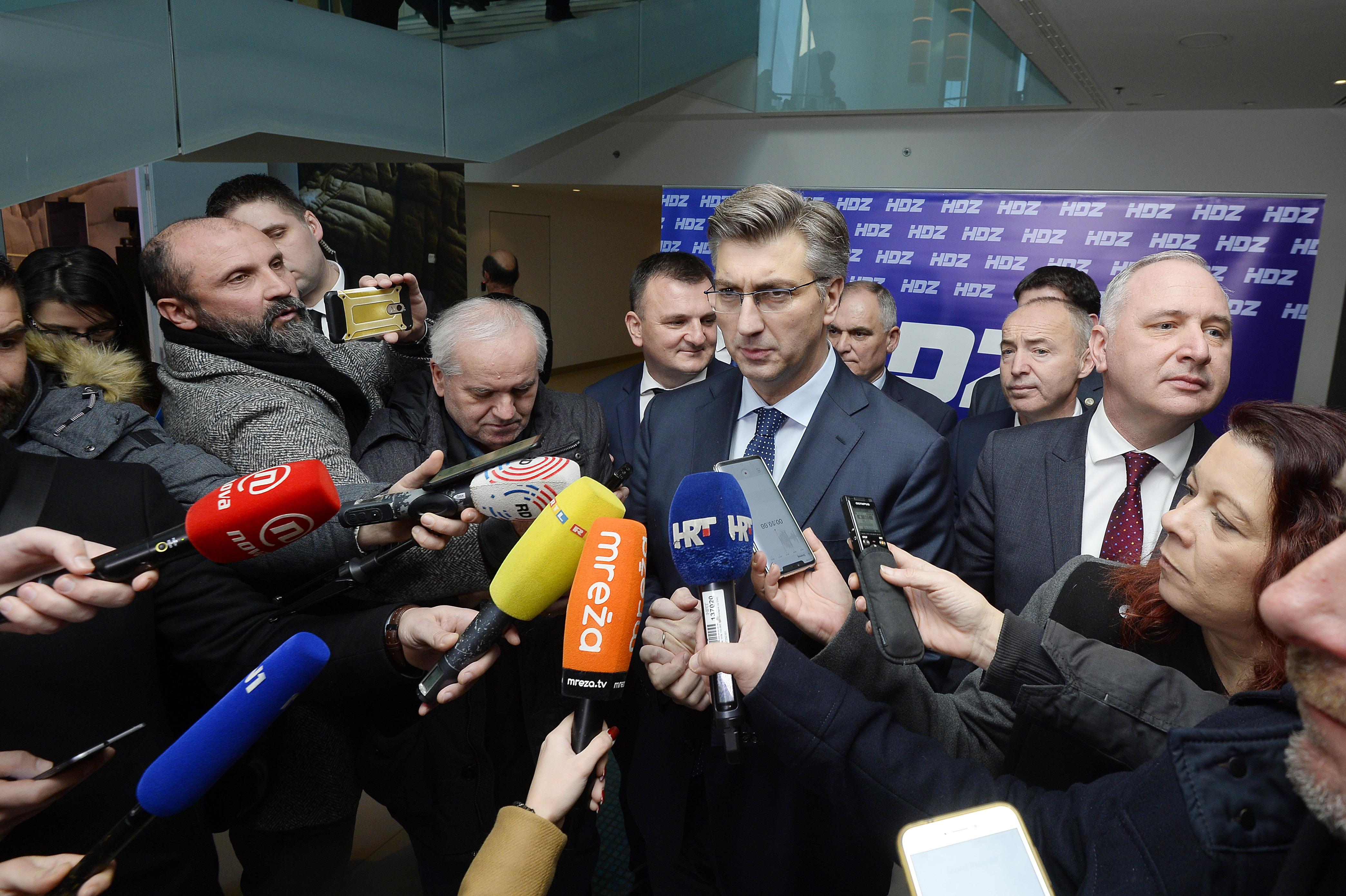 Plenković je želio sastanak s izraelskim ministrom obrane