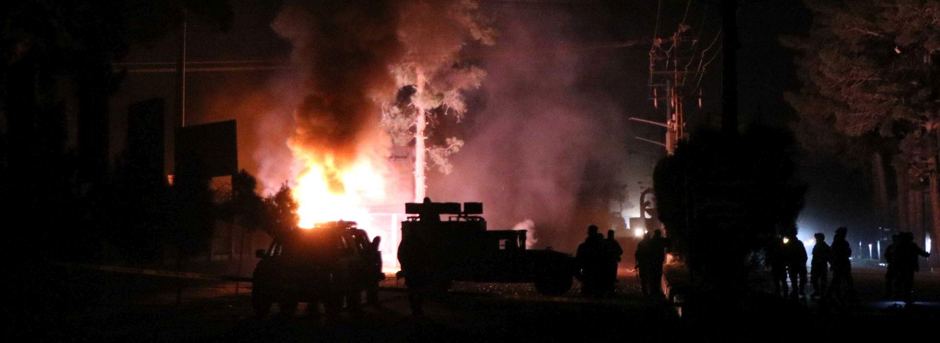 NAPAD AUTOBOMBOM Afganistanski talibani ubili najmanje 12 ljudi