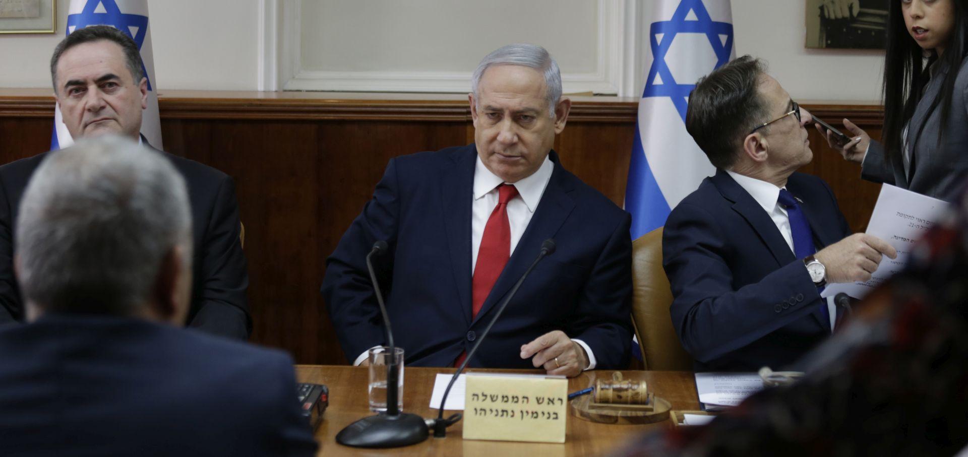 Netanyahu potiče Rumunjsku da prebaci veleposlanstvo u Jeruzalem