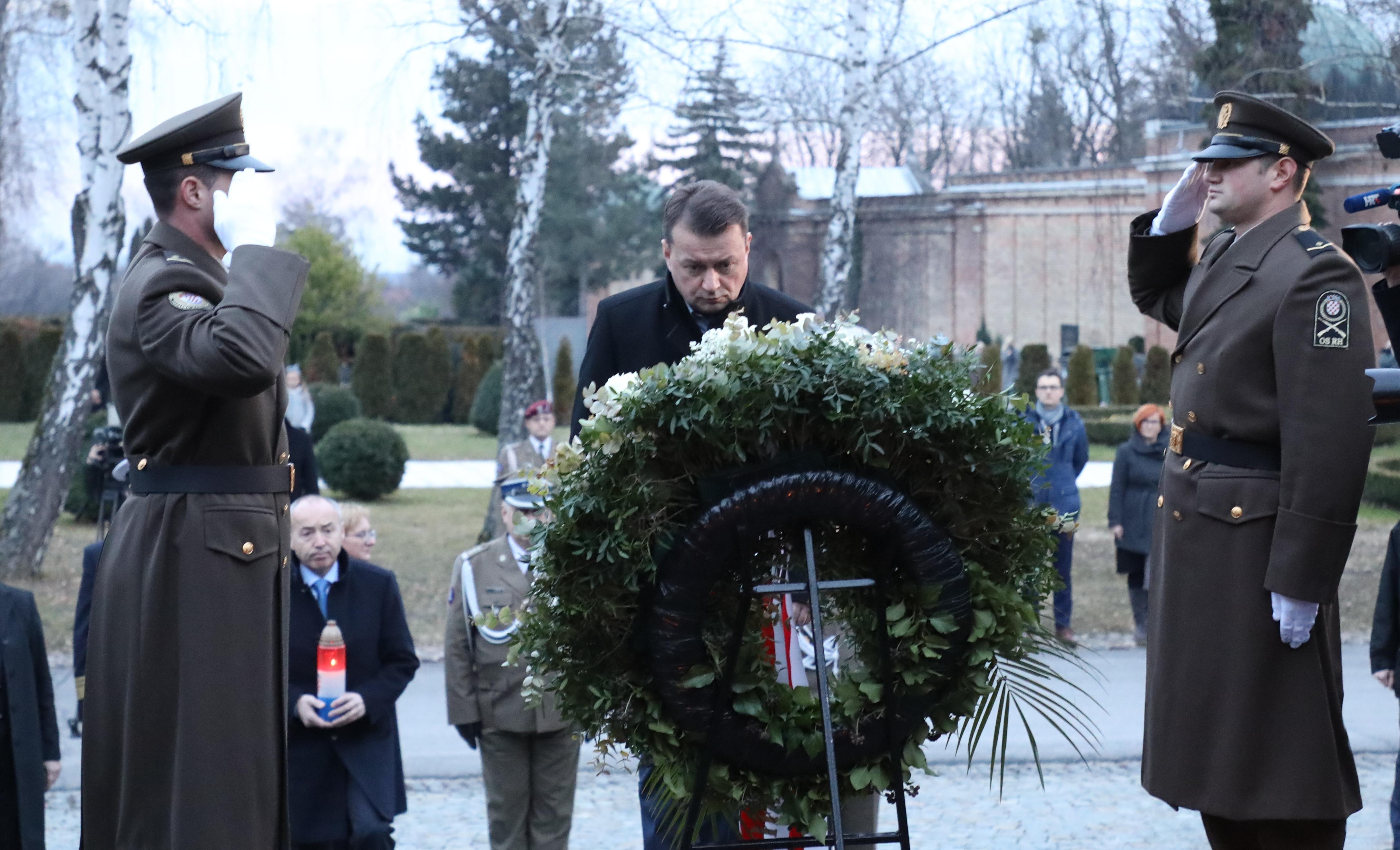 Poljski ministar obrane počeo službeni posjet Hrvatskoj