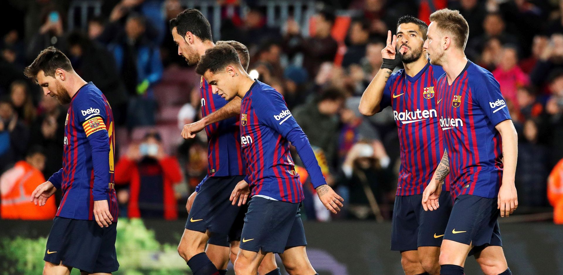 KUP KRALJA Sevilla protiv Barcelone u četvrtfinalu