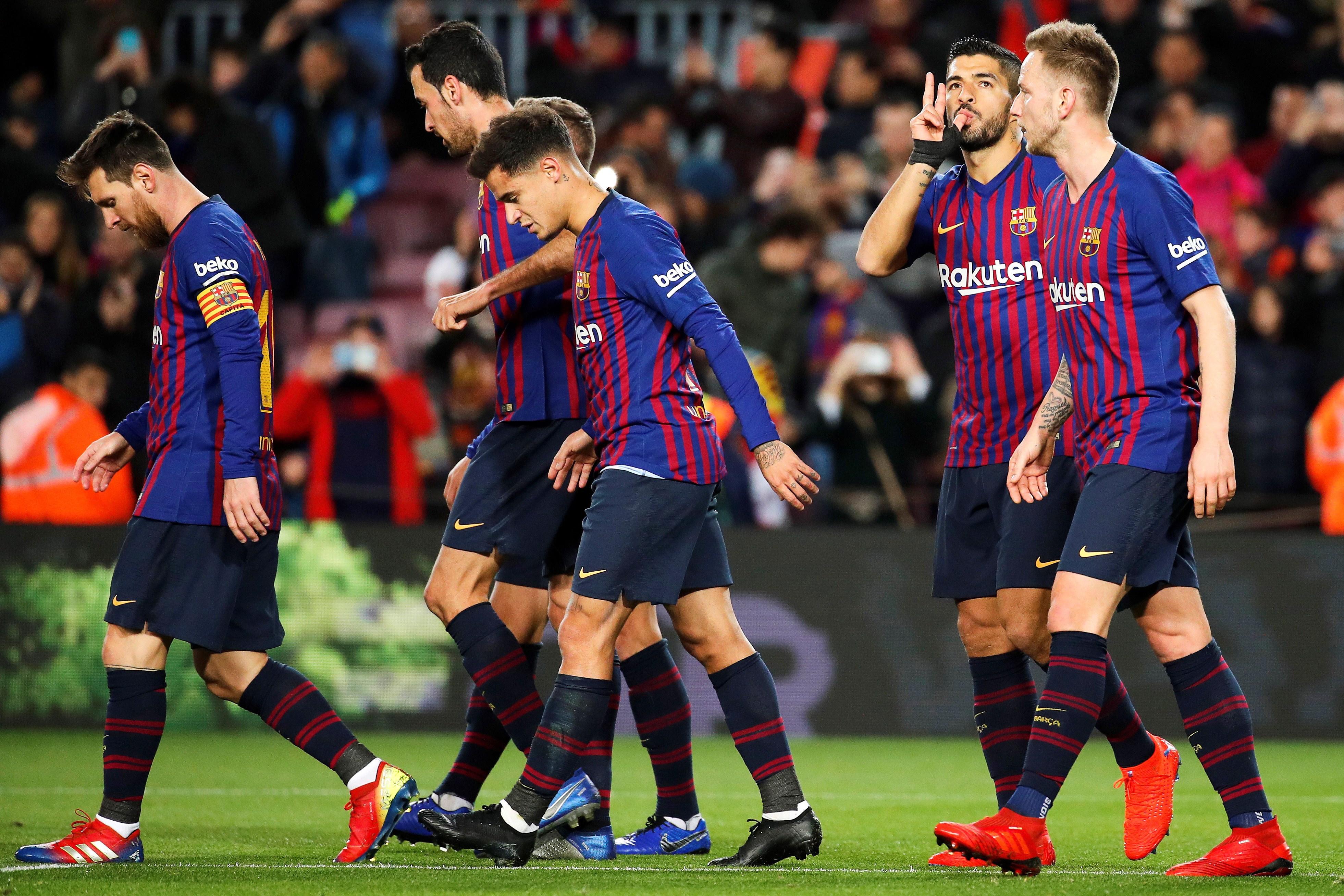 Dva pogotka i asistencija Luisa Suareza za pobjedu Barcelone