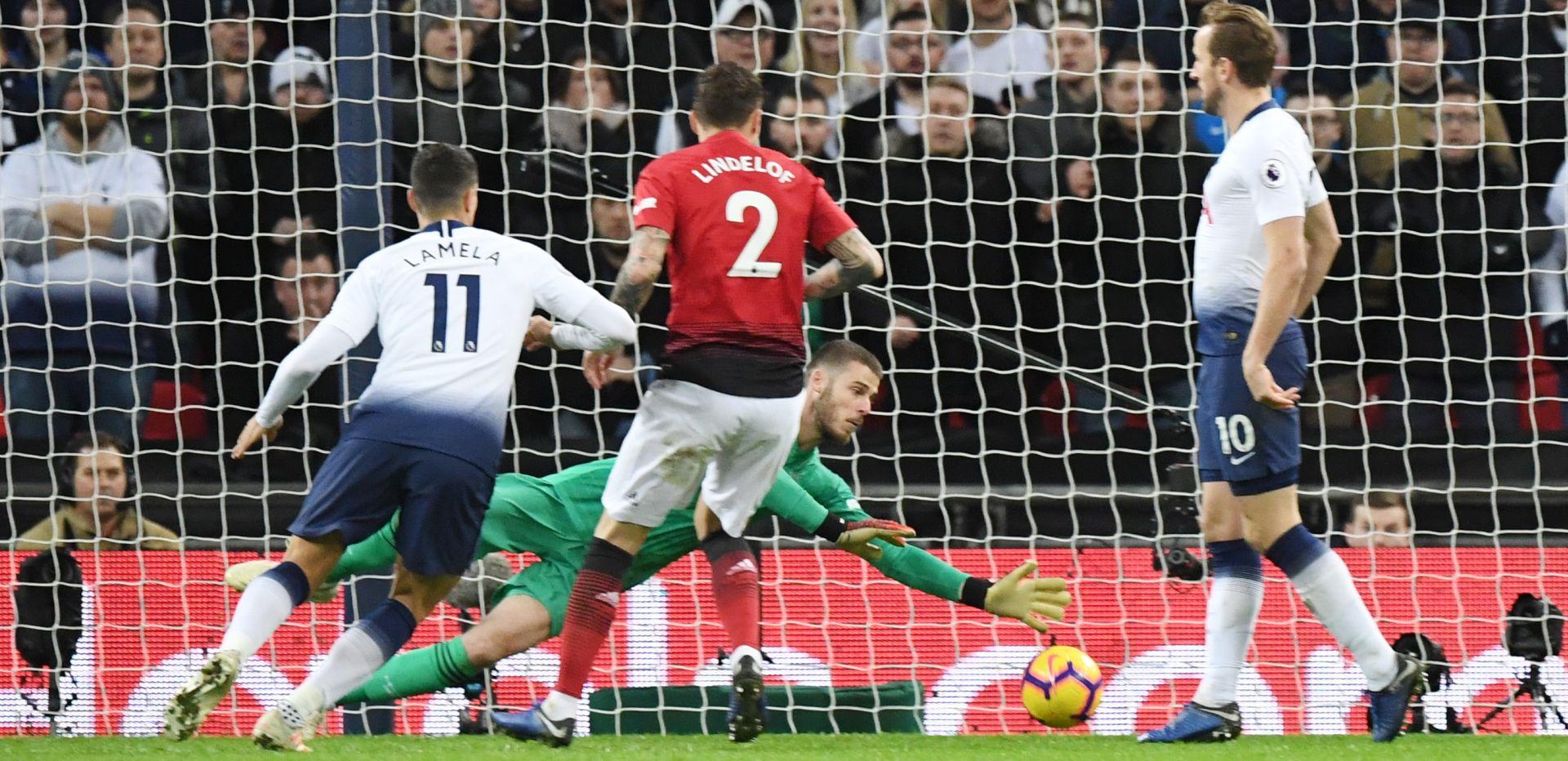 De Gea briljirao protiv Tottenhama, šesta pobjeda Solskjaera