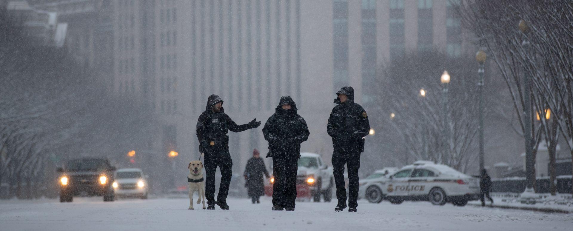 Amerikanci se pripremaju za val polarne hladnoće
