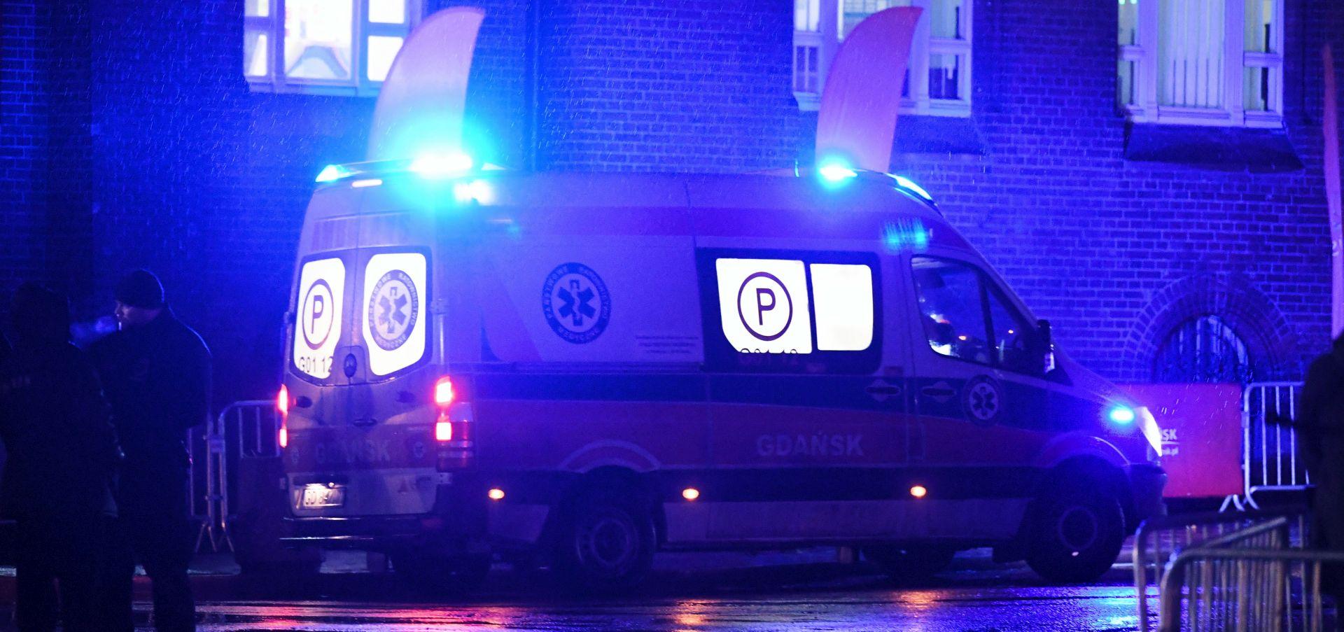 Preminuo gradonačelnik Gdanjska izboden na humanitarnom skupu