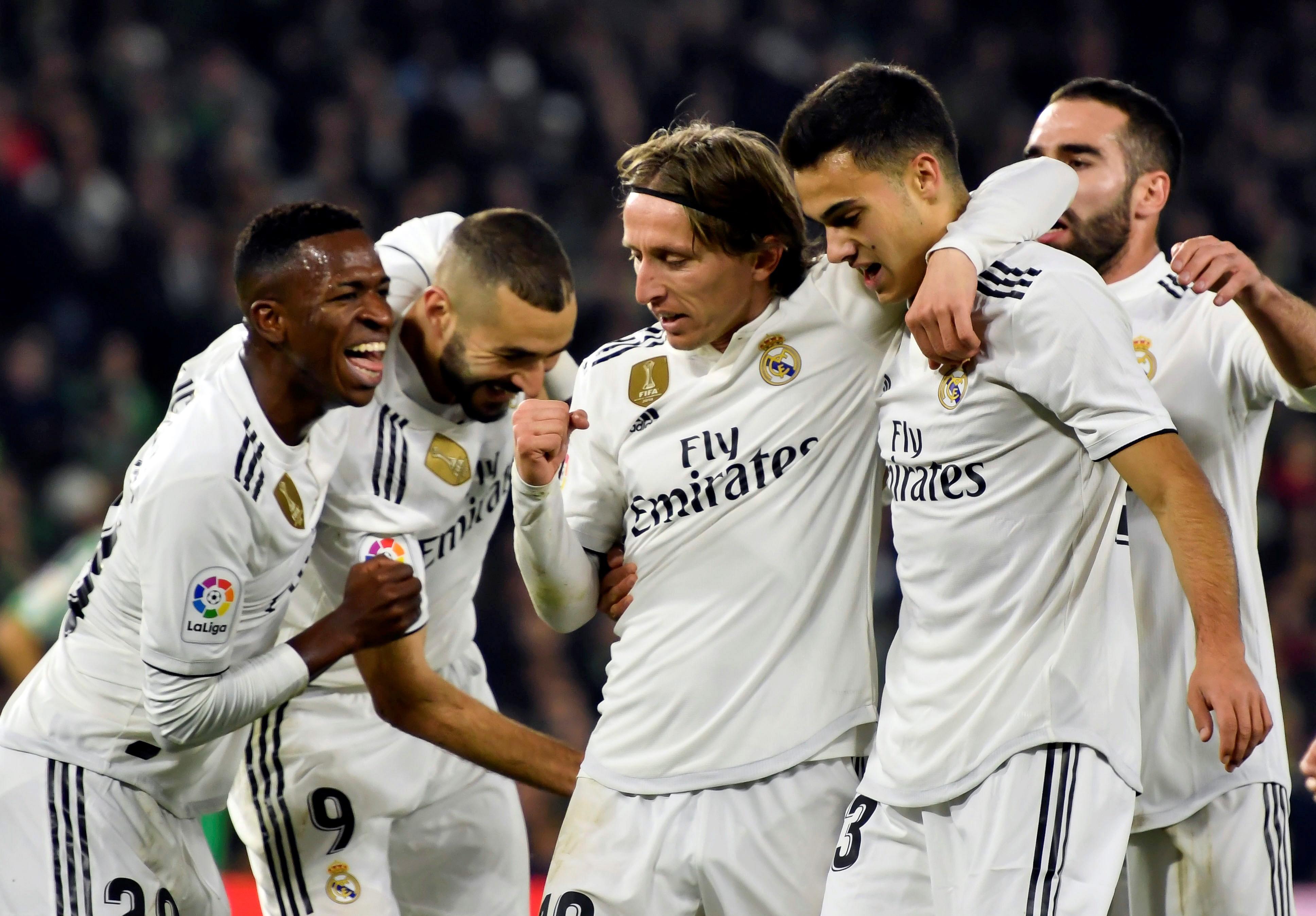 Pobjeda Real Madrid, sjajna predstava Luke Modrića
