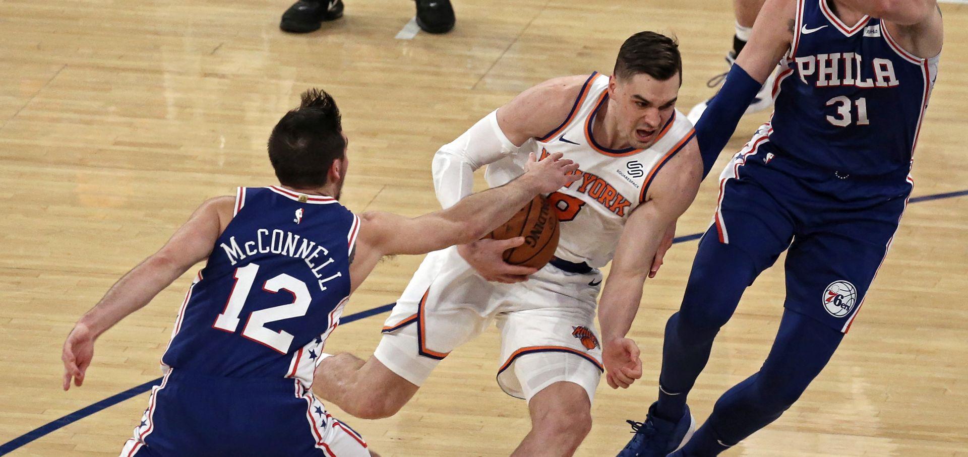 NBA Cleveland prekinuo niz poraza u Los Angelesu