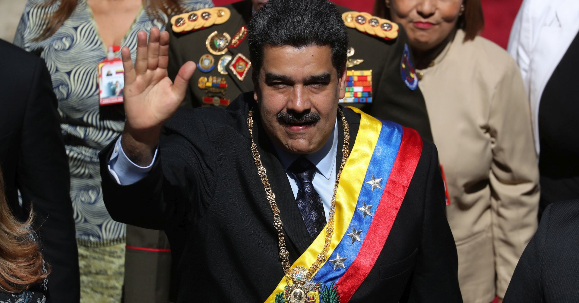 Maduro želi nastaviti vladati, spreman na pregovore s oporbom