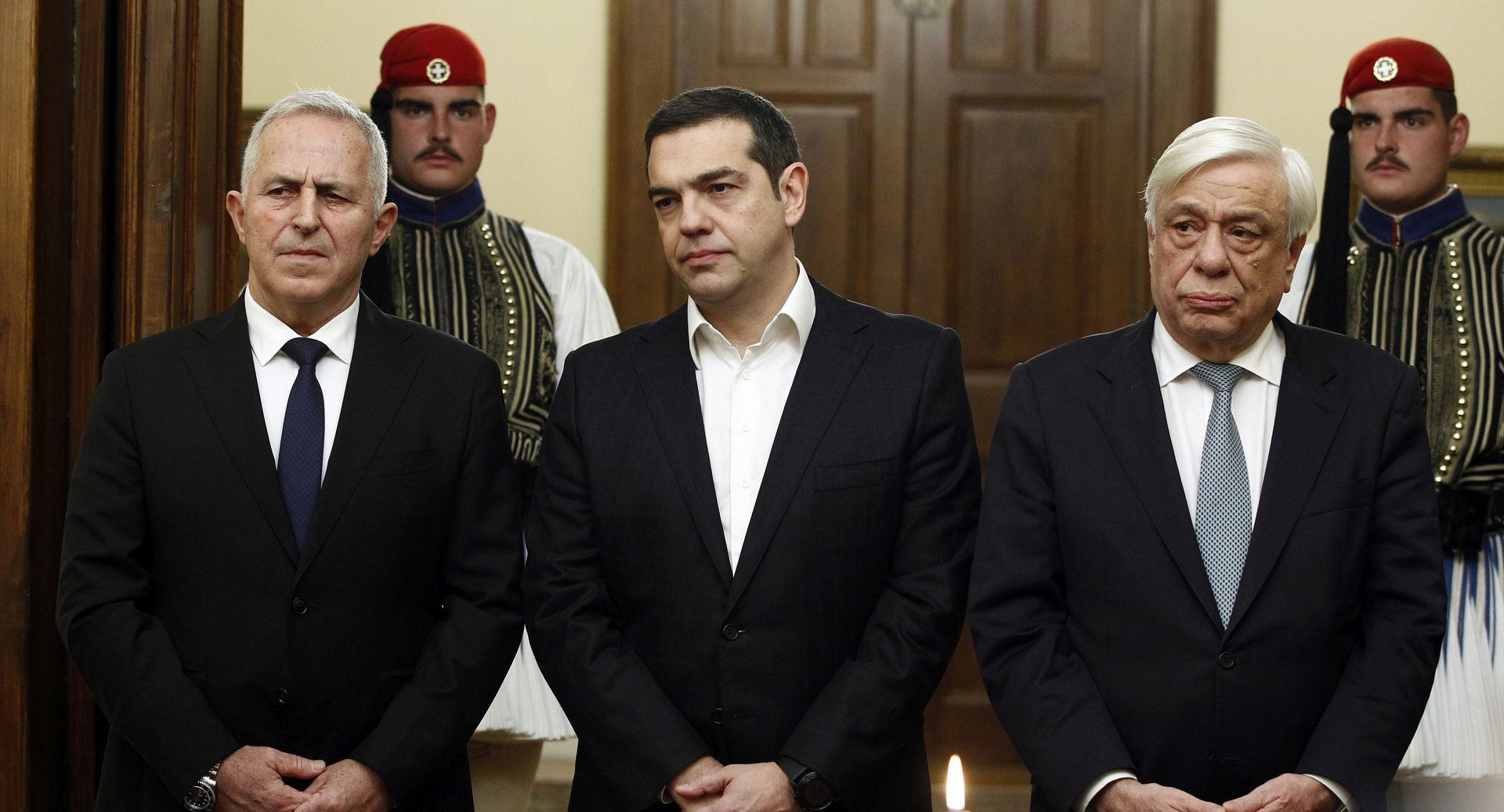 Cipras pozvao zastupnike da podrže njegovu vladu