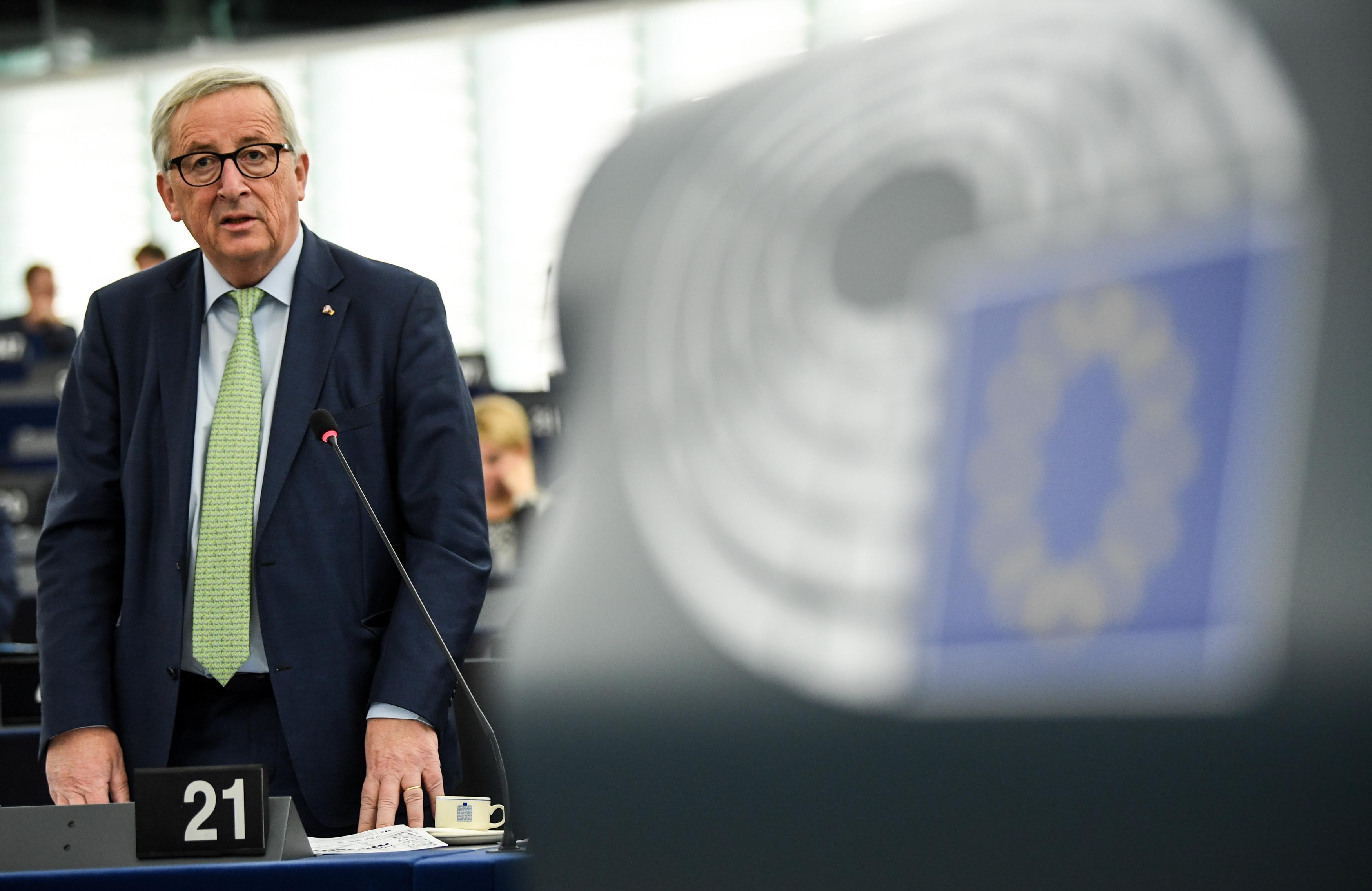 JUNCKER 'Glasanje britanskog parlamenta povećava rizik neuređenog Brexita'
