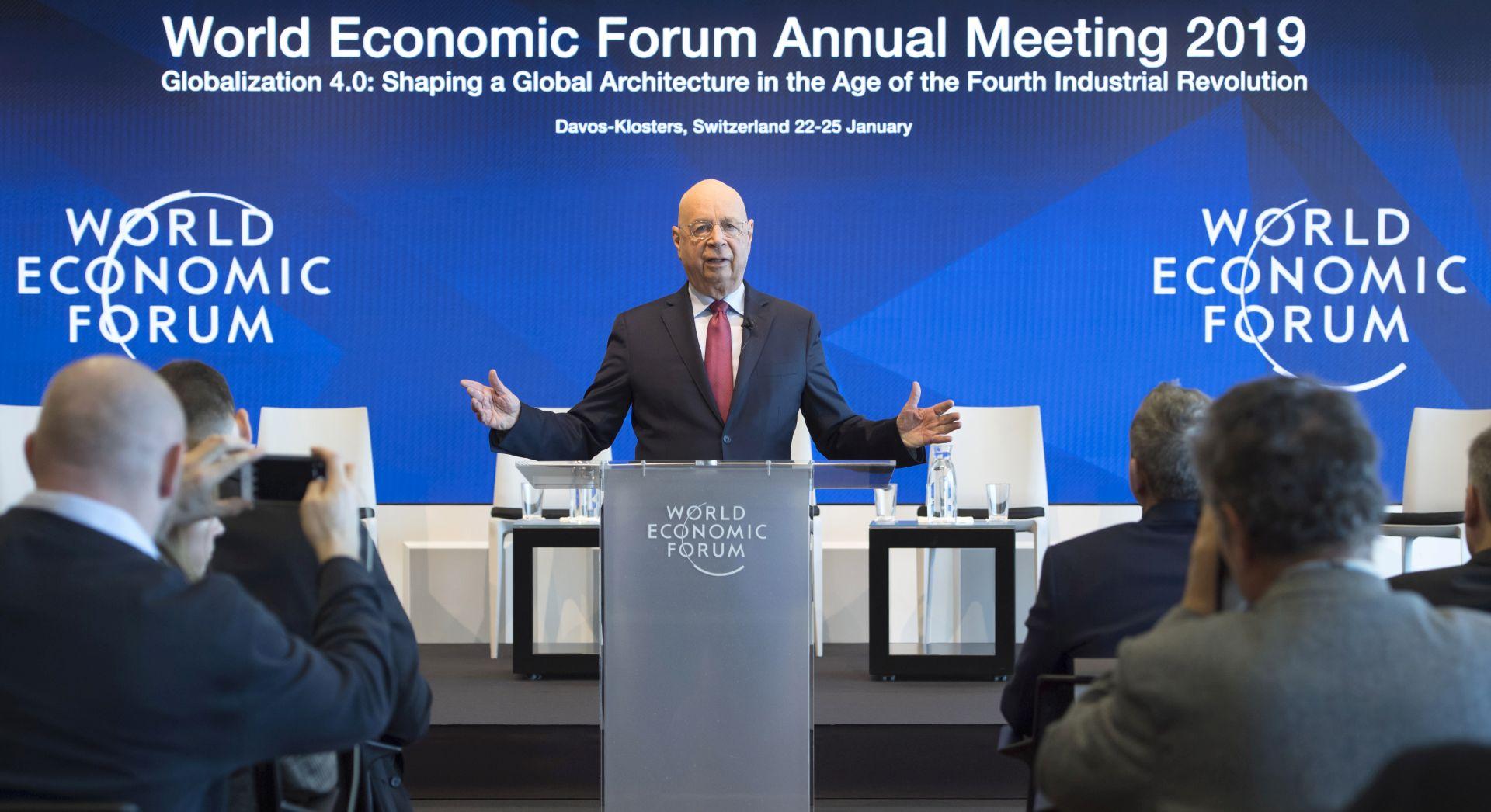 POČINJE GOSPODARSKI FORUM Je li Davos svijet učinio boljim?