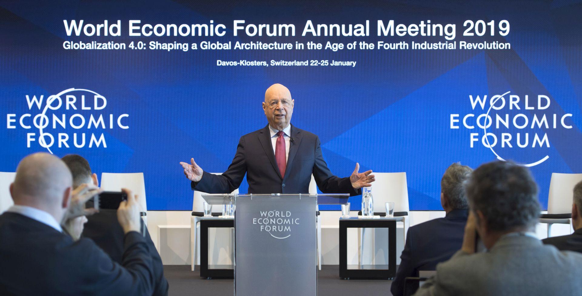 DAVOS U fokusu globalna pitanja, ključni čelnici ne dolaze