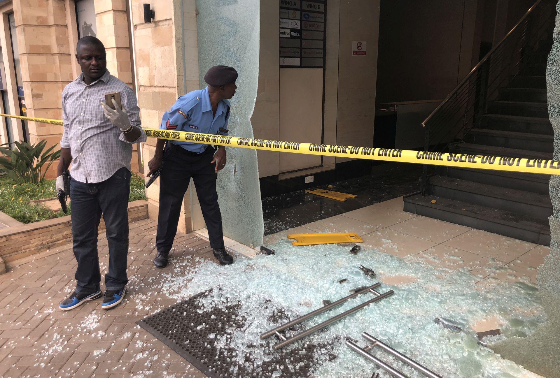 Eksplozije i pucnjava u luksuznom kompleksu u Nairobiju