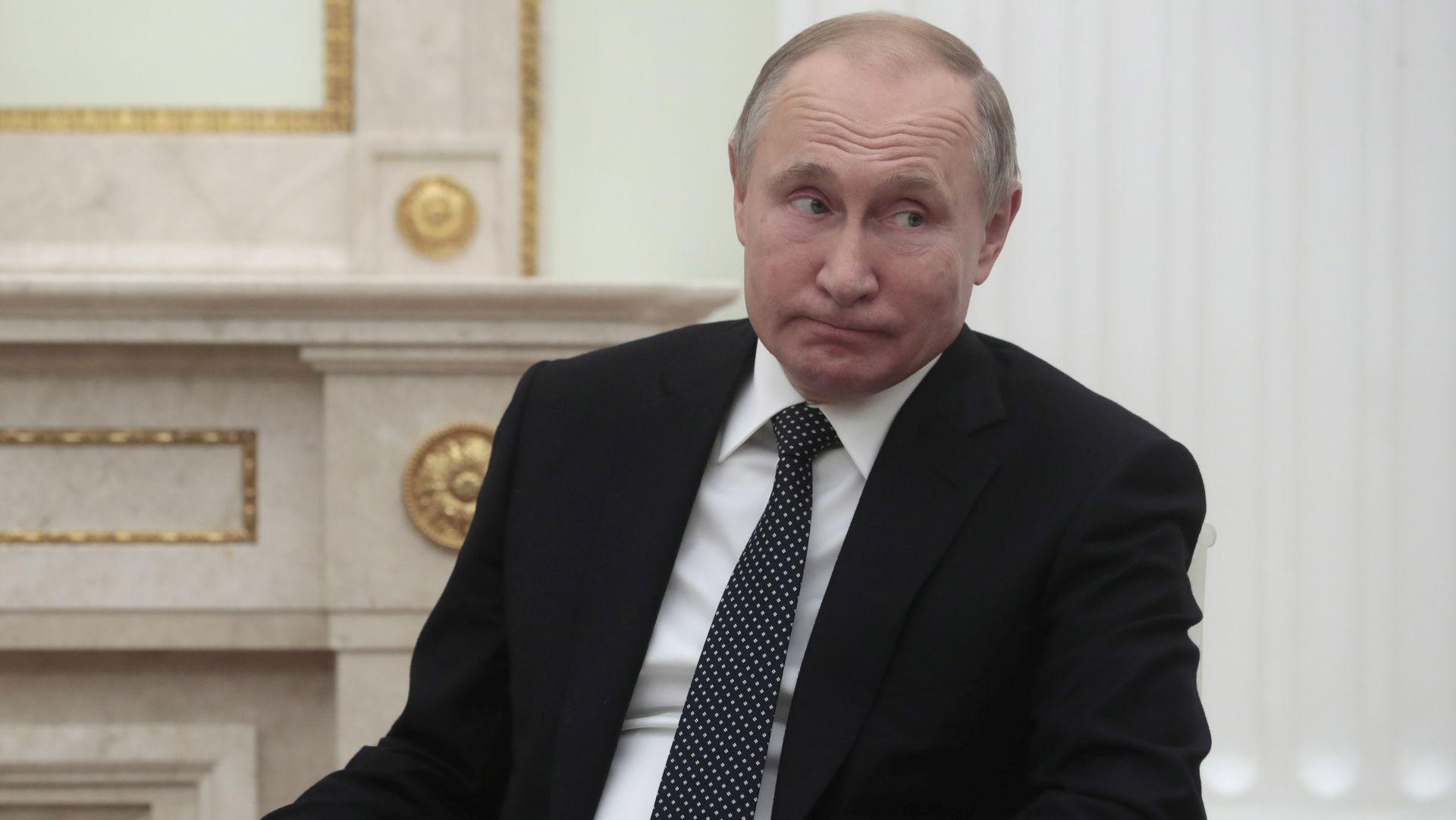 """Netanyahu Putinu izrazio zabrinutost zbog """"iranske prijetnje"""""""