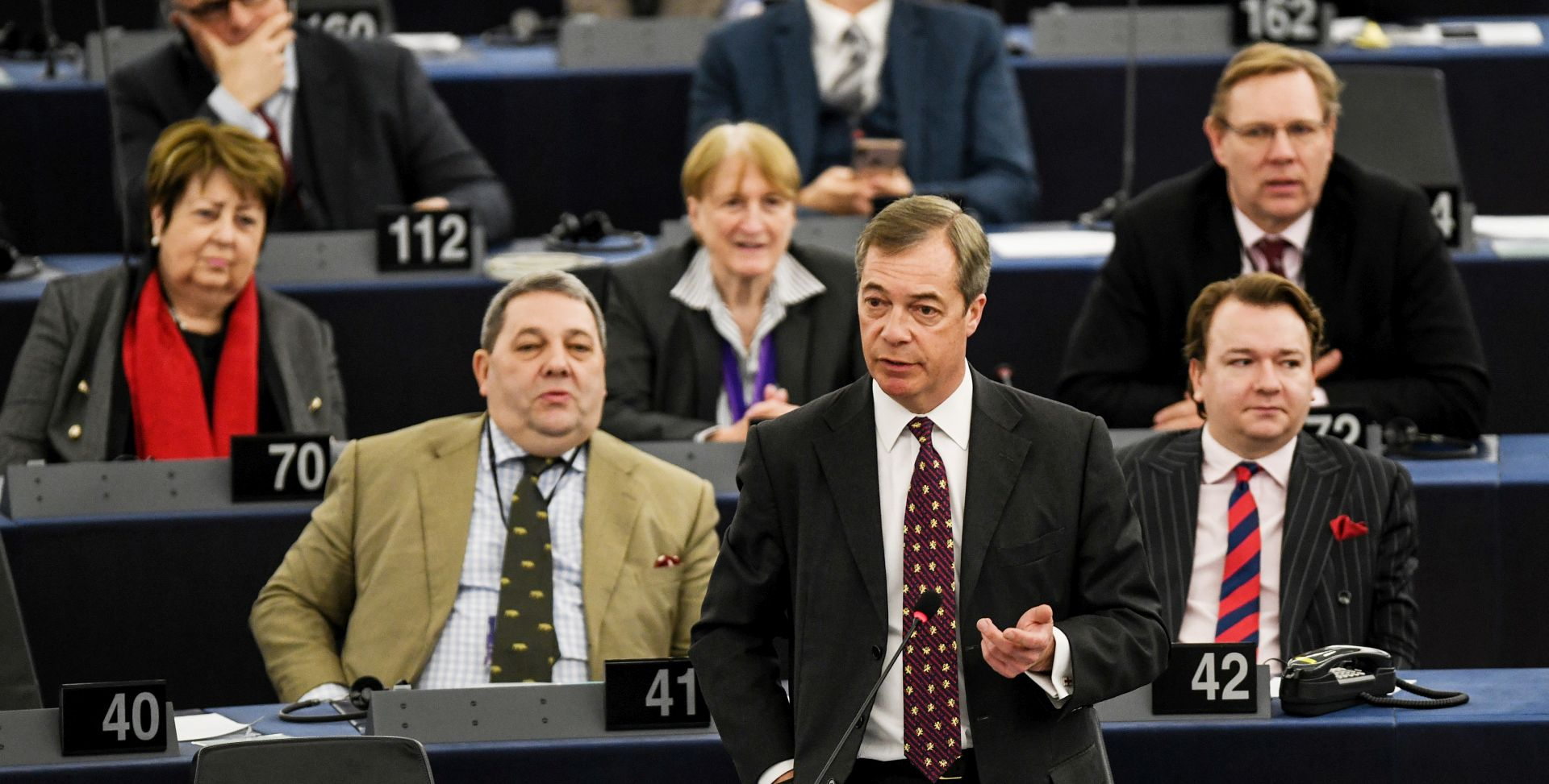 Burna rasprava o Brexitu u Europskom parlamentu