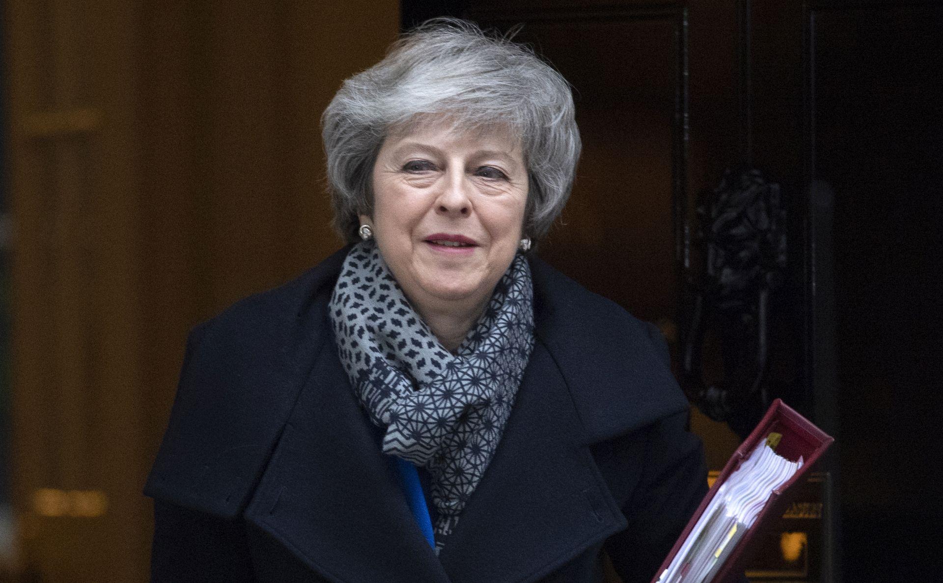 """MAY """"Laburistima otvorena vrata za pregovore o Brexitu"""""""