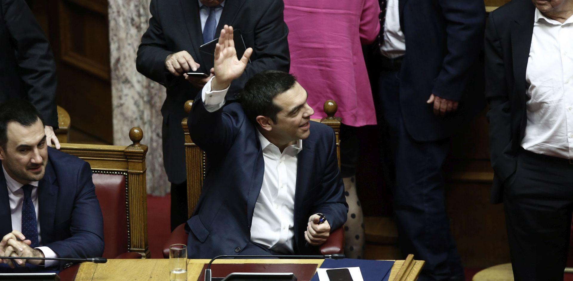 Grčki parlament u večeras glasa o Sjevernoj Makedoniji