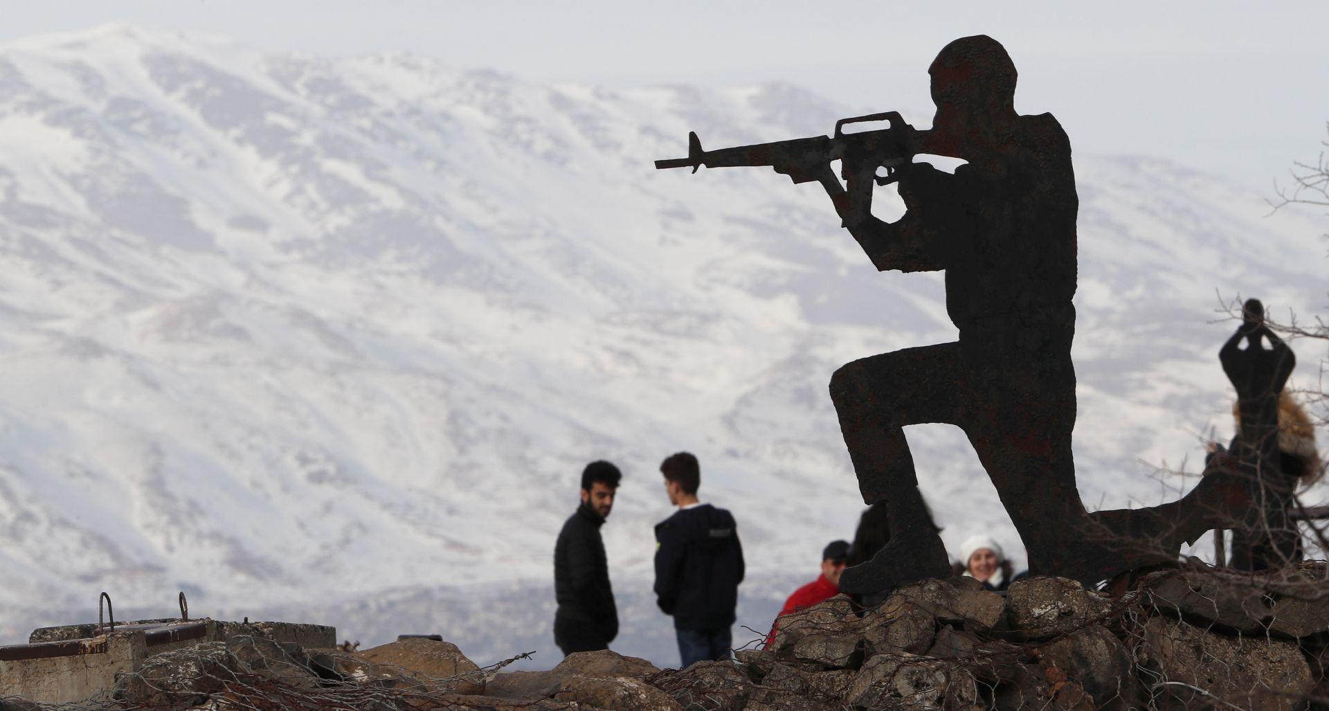 Izraelska vojska napala iranske mete u Siriji