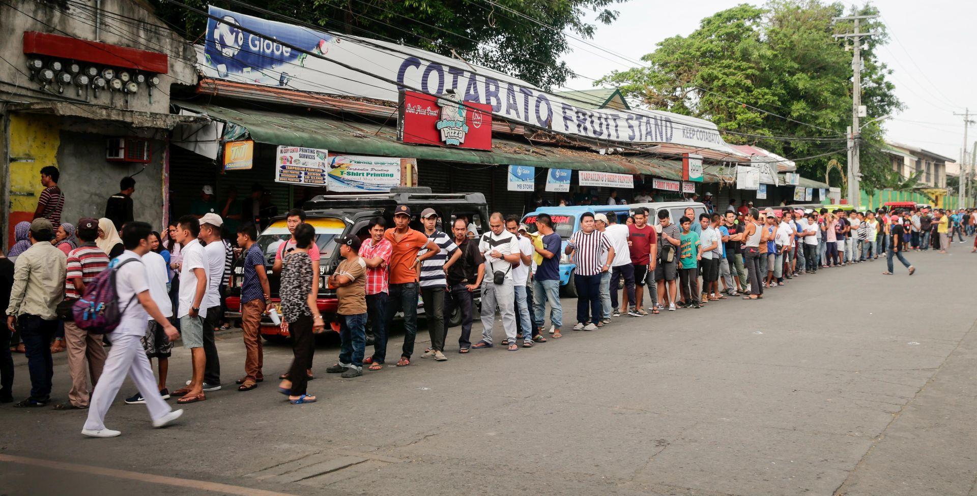 FILIPINI Muslimanska manjina glasala na referendumu o autonomiji
