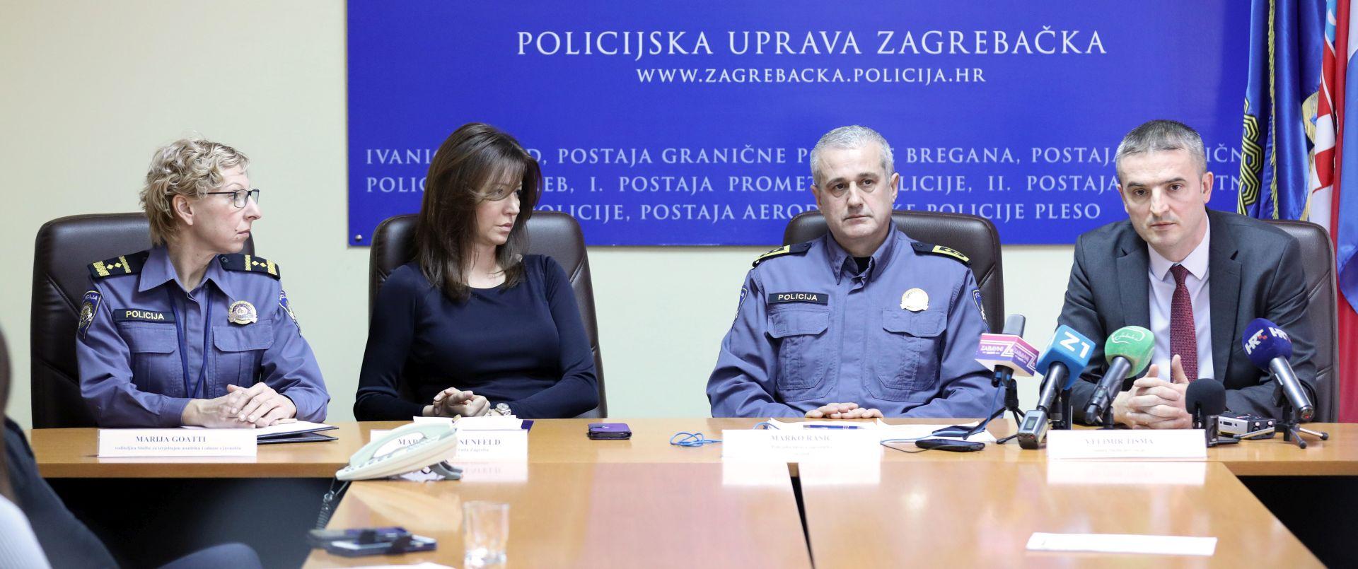 Advent u Zagrebu sa sigurnosnog aspekta prošao u najboljem redu
