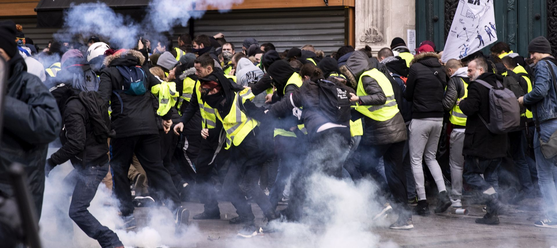 """Pritvoren jedan od pokretača prosvjeda """"žutih prsluka"""""""