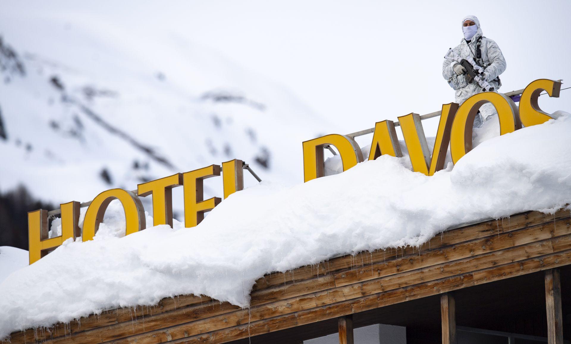 SUMMIT U DAVOSU U zlo doba, bolje je ostati živ nego bogat