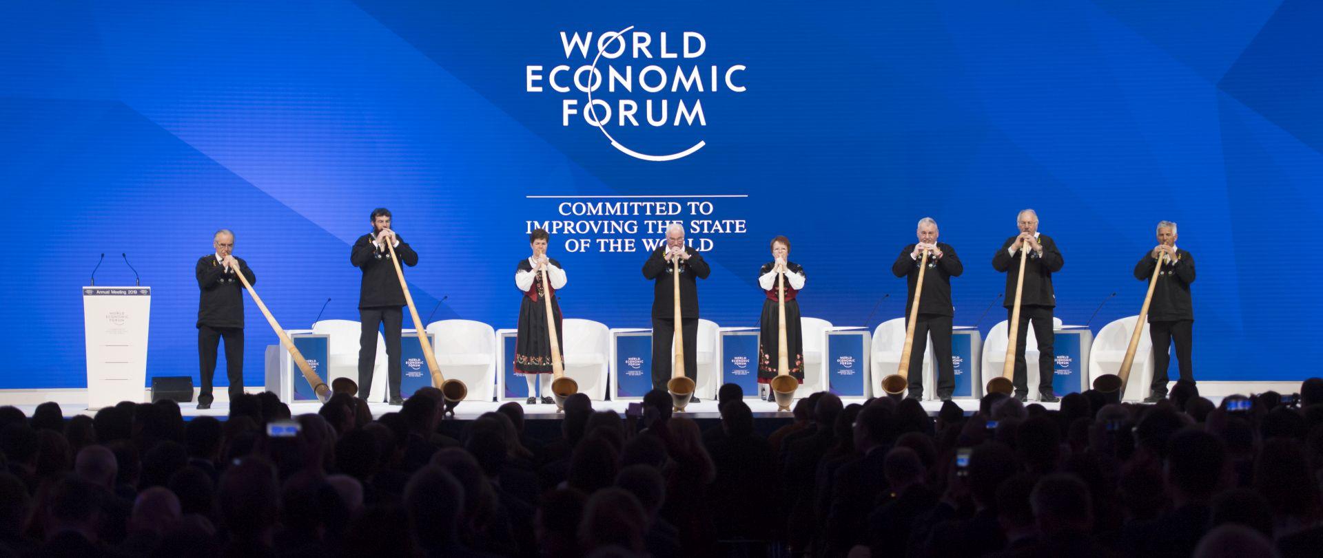 DAVOS Međunarodna suradnja rješenje je za svjetske izazove