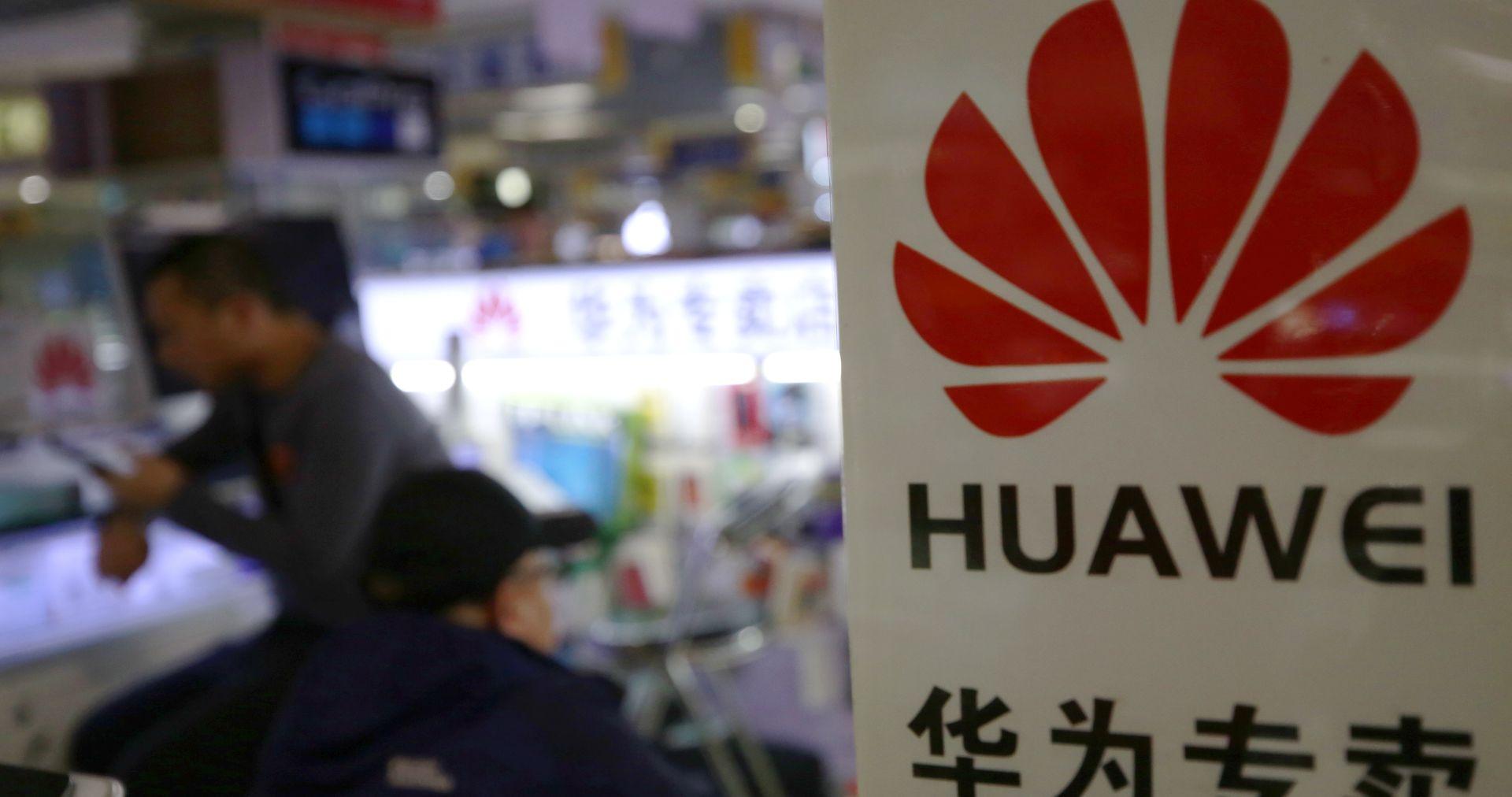 Kina 'ozbiljno zabrinuta' zbog američkih optužbi na račun Huaweia