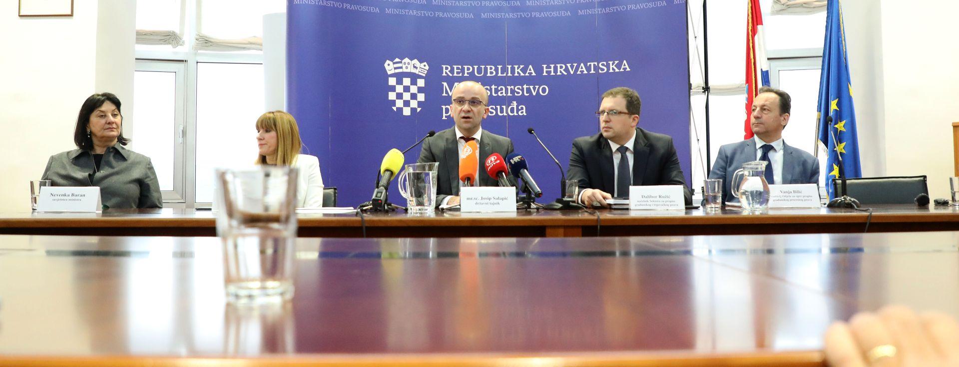 Javno izložen Nacrt prijedloga ovršnog zakona