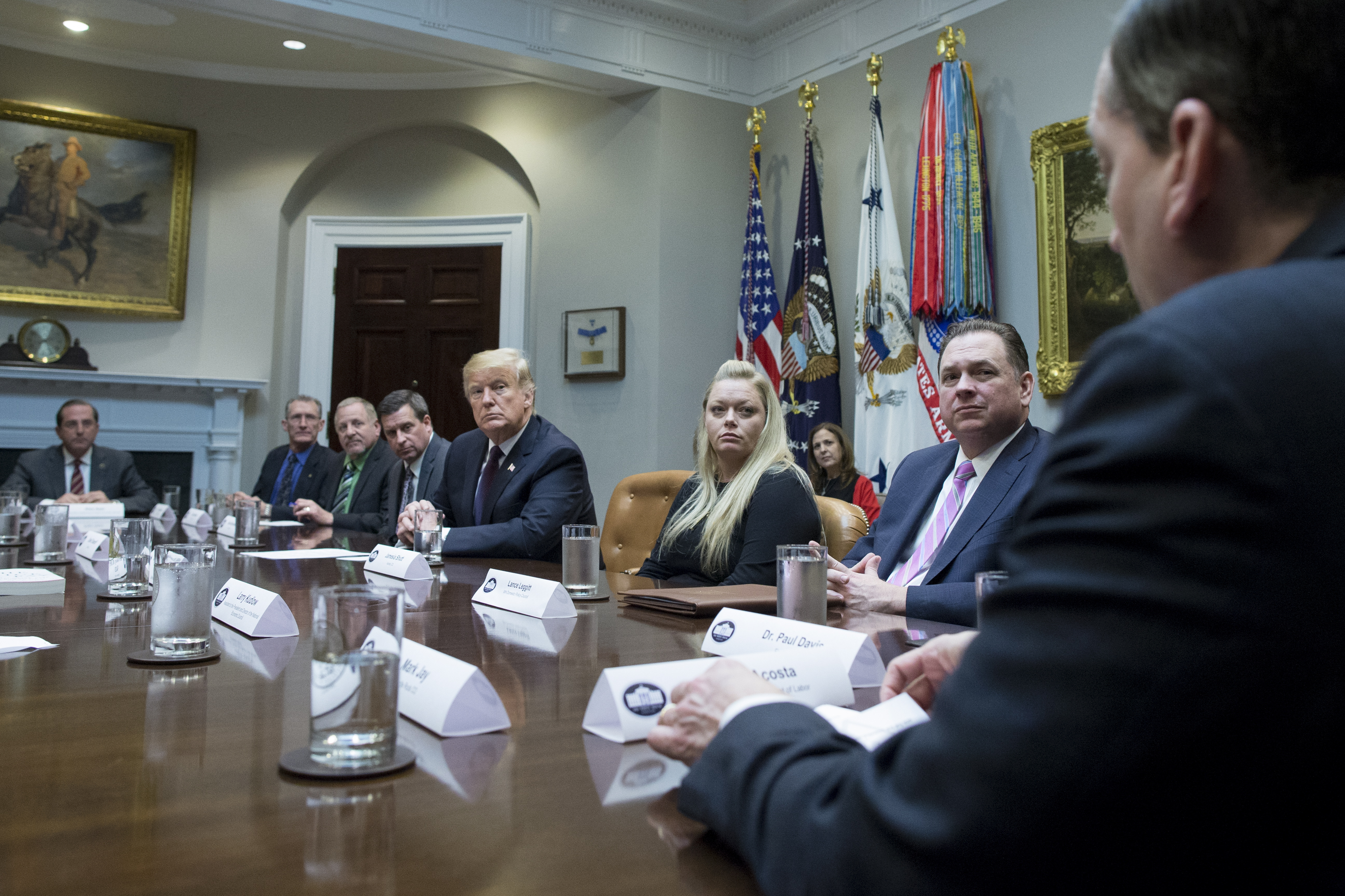 Američke vladine agencije pripremaju se za ponovni rad u ponedjeljak