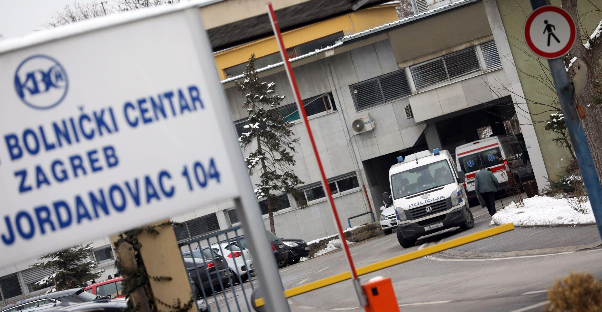 Zbog incidenta u bolnici na Jordanovcu privedeno sedam osoba, među njima i maloljetnici