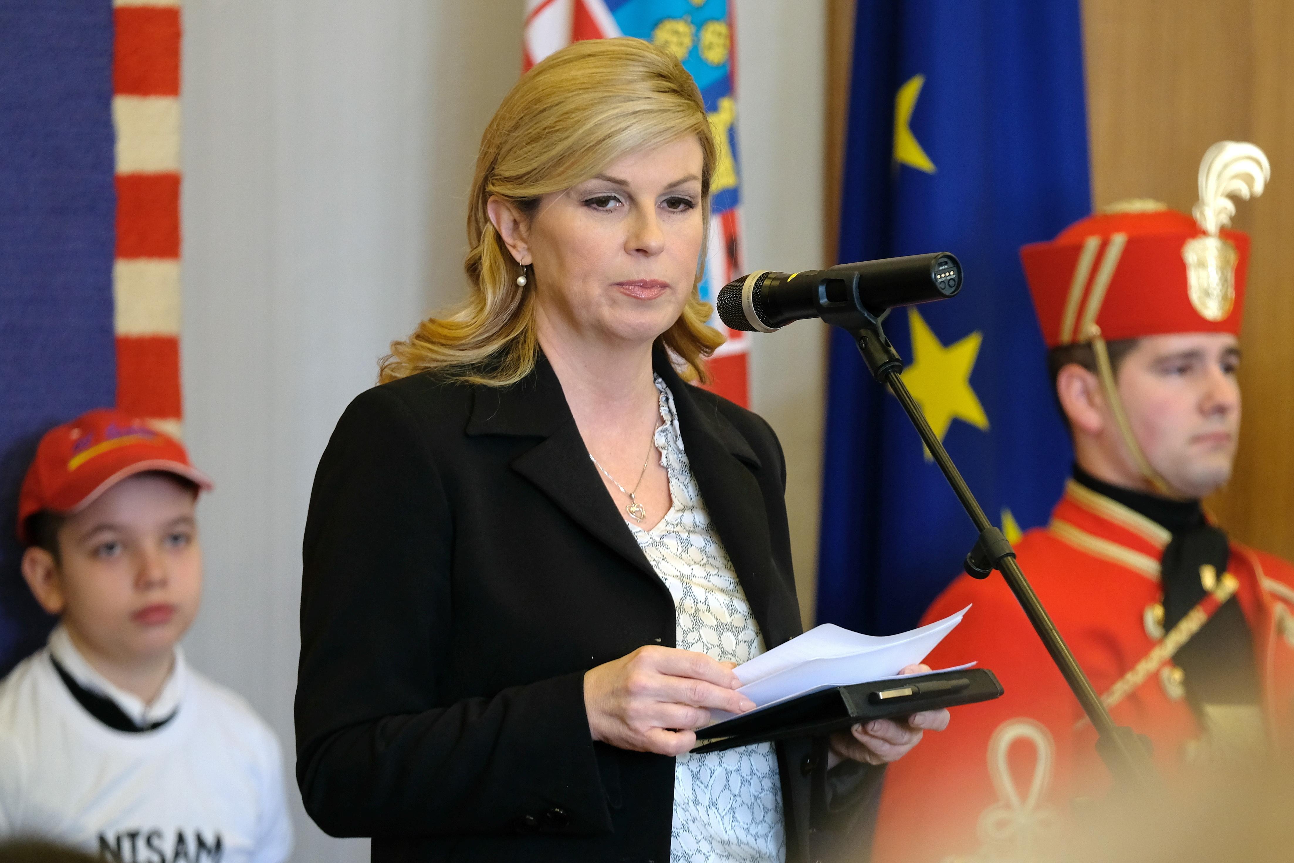 Predsjednica upozorila da Hrvatska ne razvrstava otpad