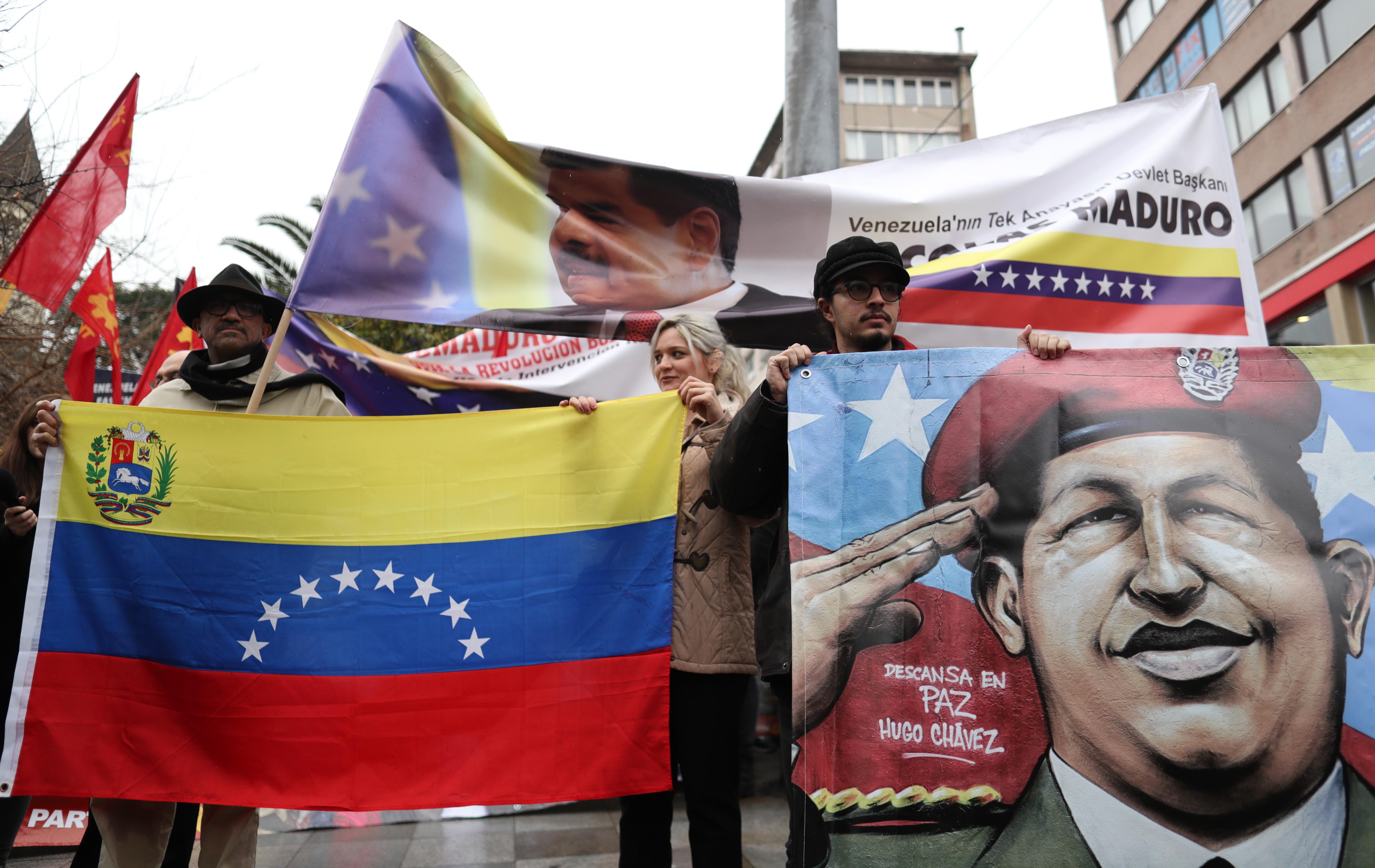 Venezuela odbacila europski ultimatum o raspisivanju izbora