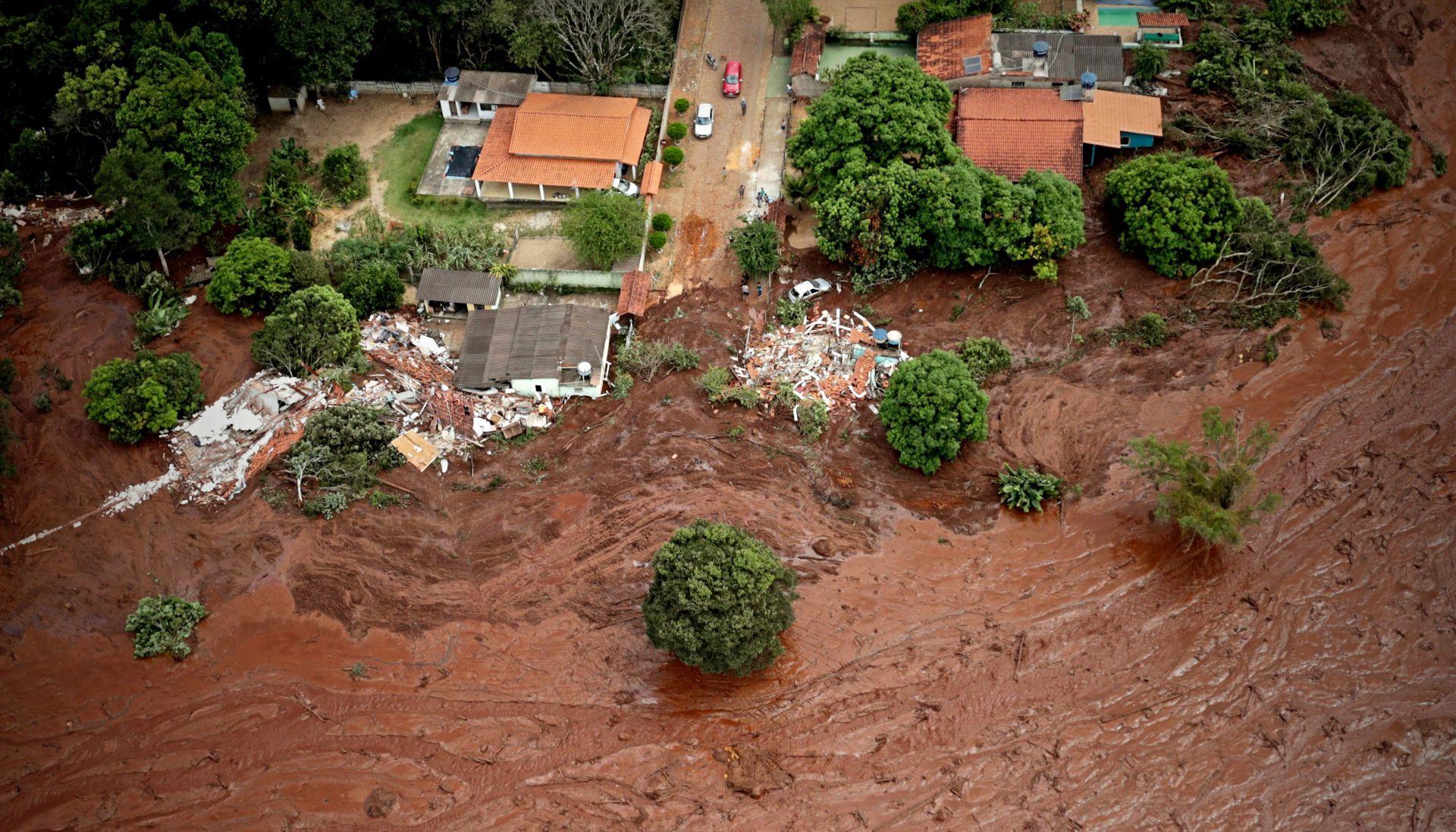 Puknuće brane narušilo reputaciju brazilskog rudarskog diva Valea