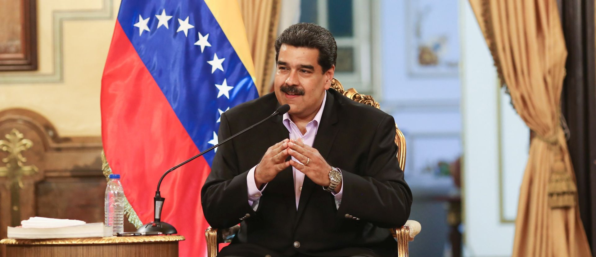 Maduro tvrdi da je Trump naredio njegovo ubojstvo