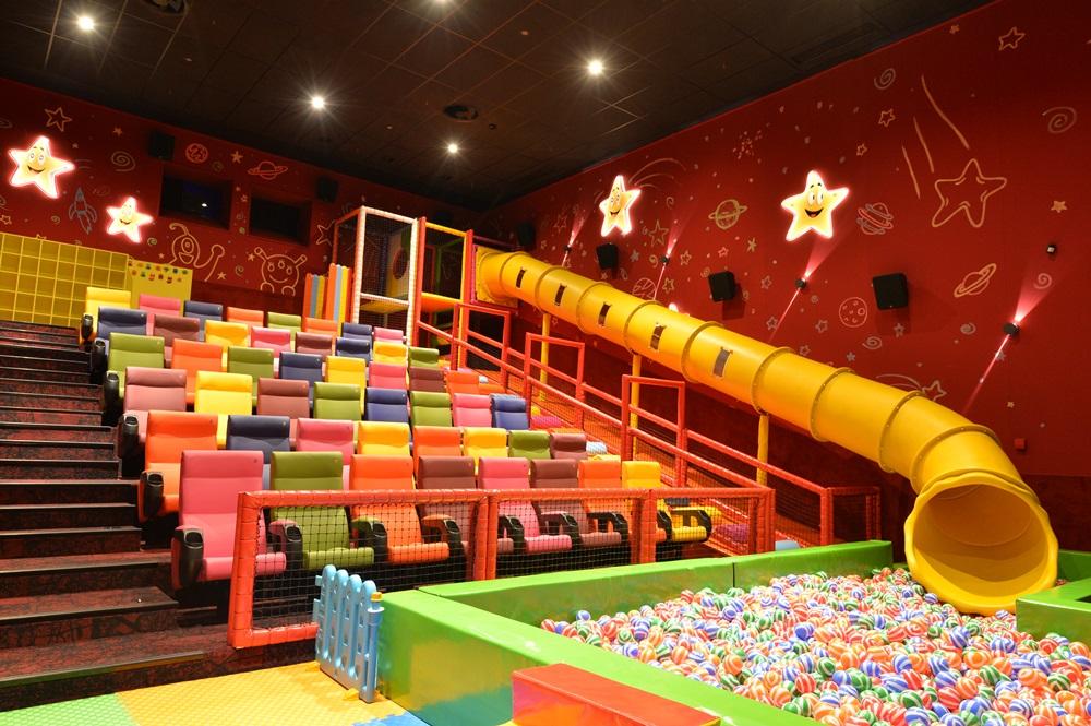 FOTO: CineStar Joker u Splitu prvi u Hrvatskoj otvara dječju kino dvoranu