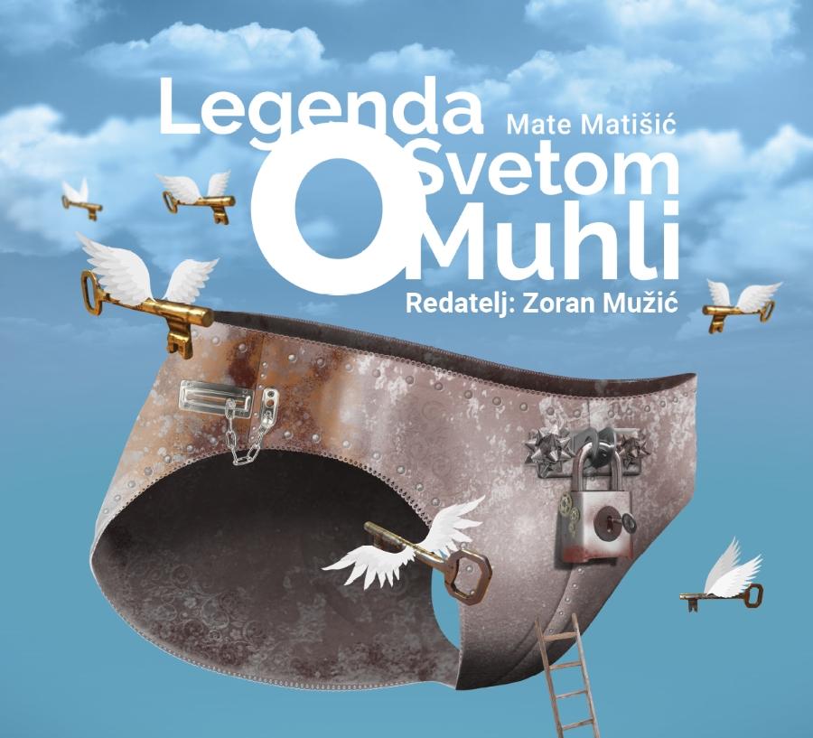 Premijera predstave 'Legenda o svetom Muhli' u kazalištu Komedija
