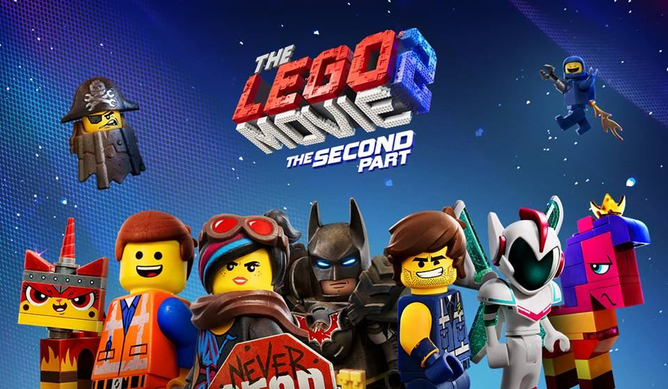 VIDEO: Sve više interesa za film 'Lego Movie 2'