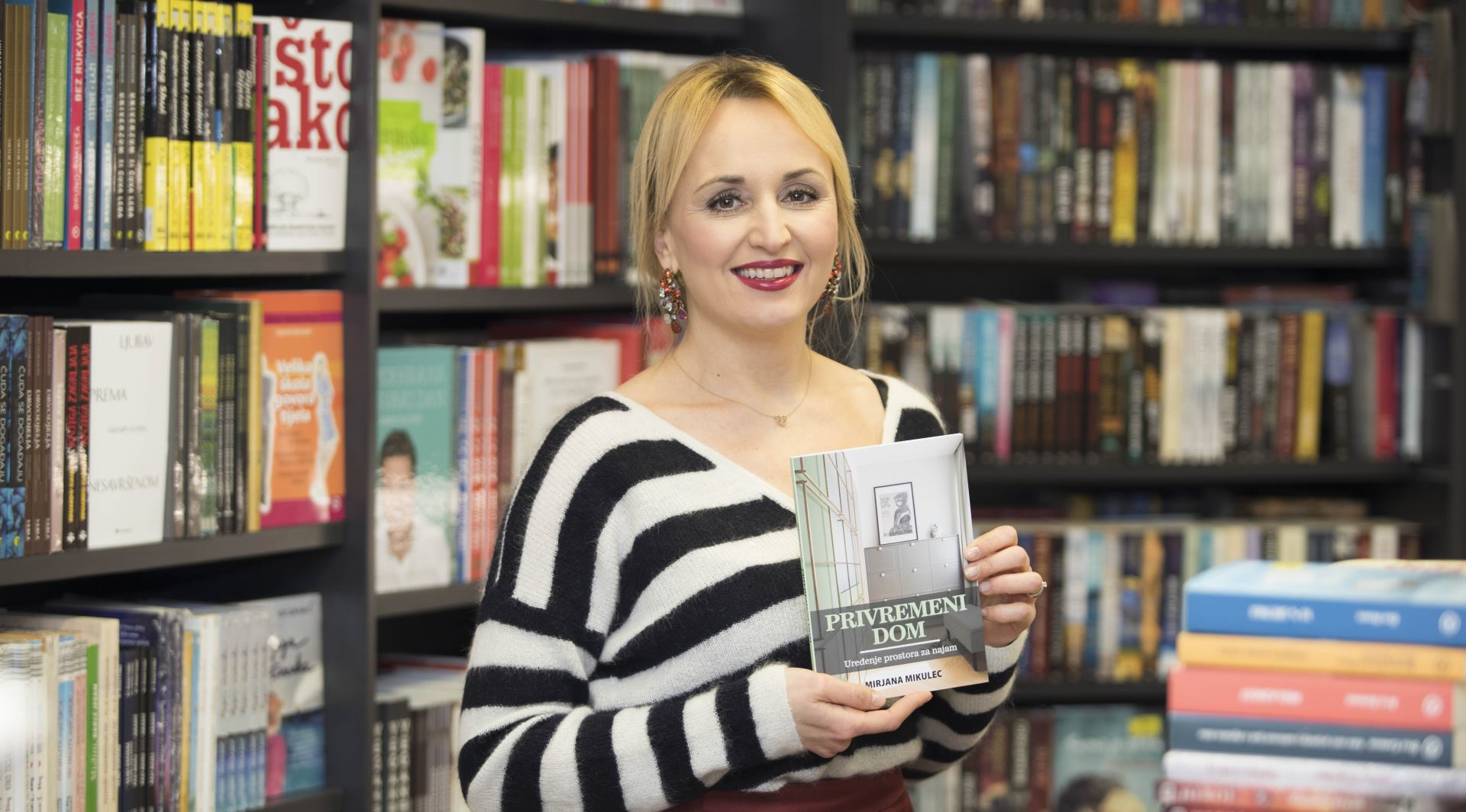 Mirjana Mikulec održala promociju nove knjige
