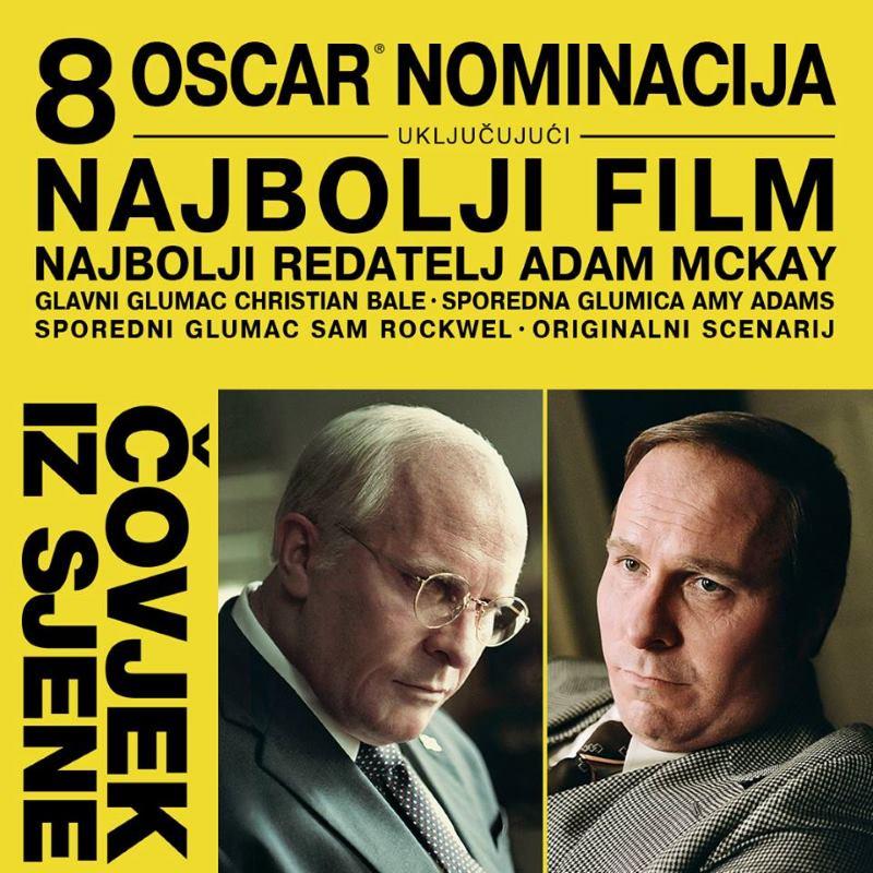Oscar revija u CineStar kinima diljem Hrvatske